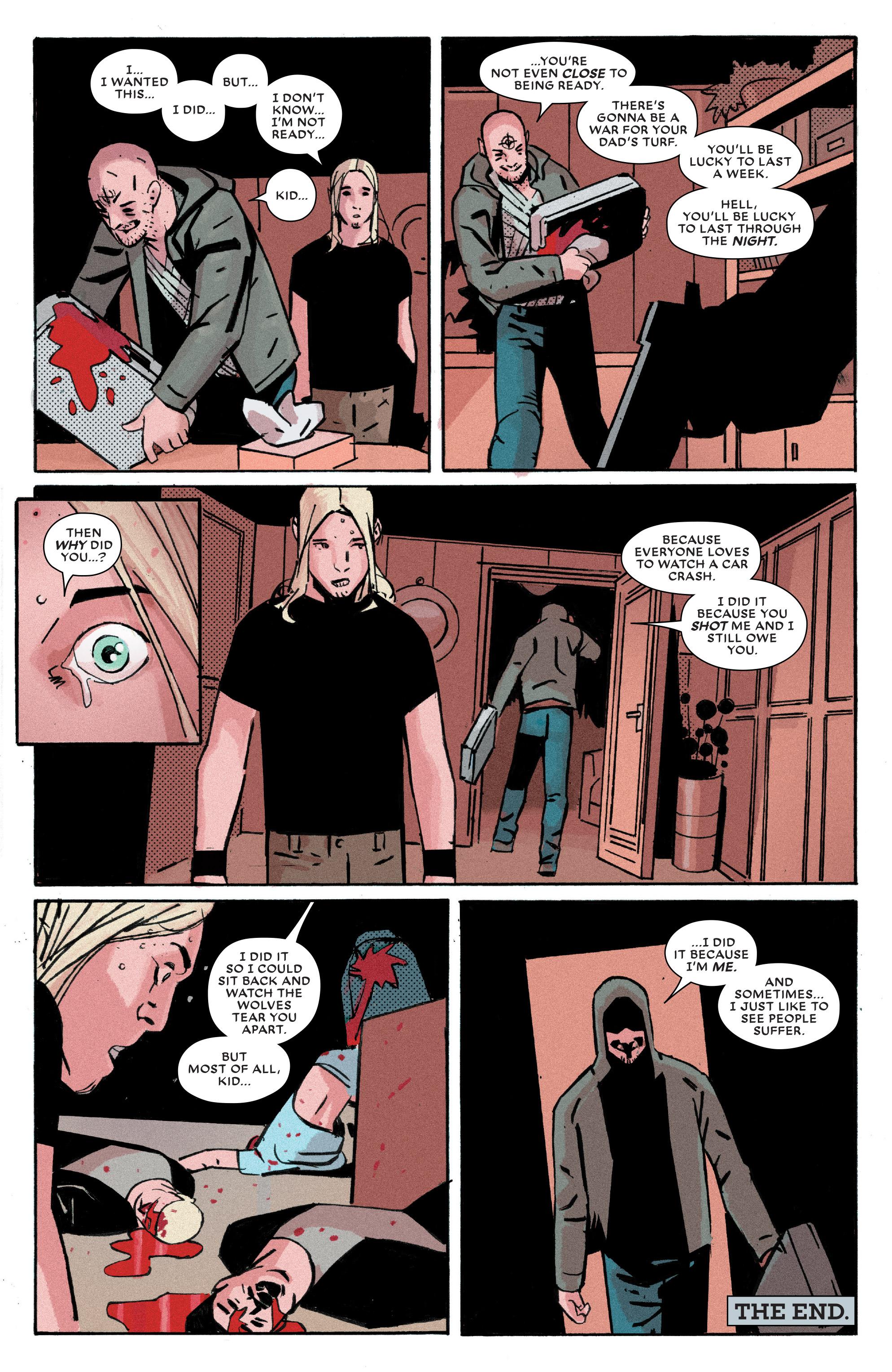 Read online Bullseye comic -  Issue #5 - 21