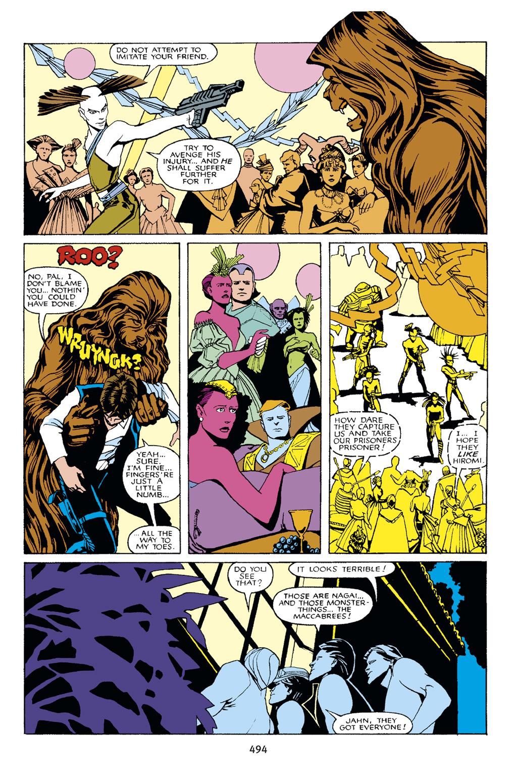 Read online Star Wars Omnibus comic -  Issue # Vol. 21.5 - 219