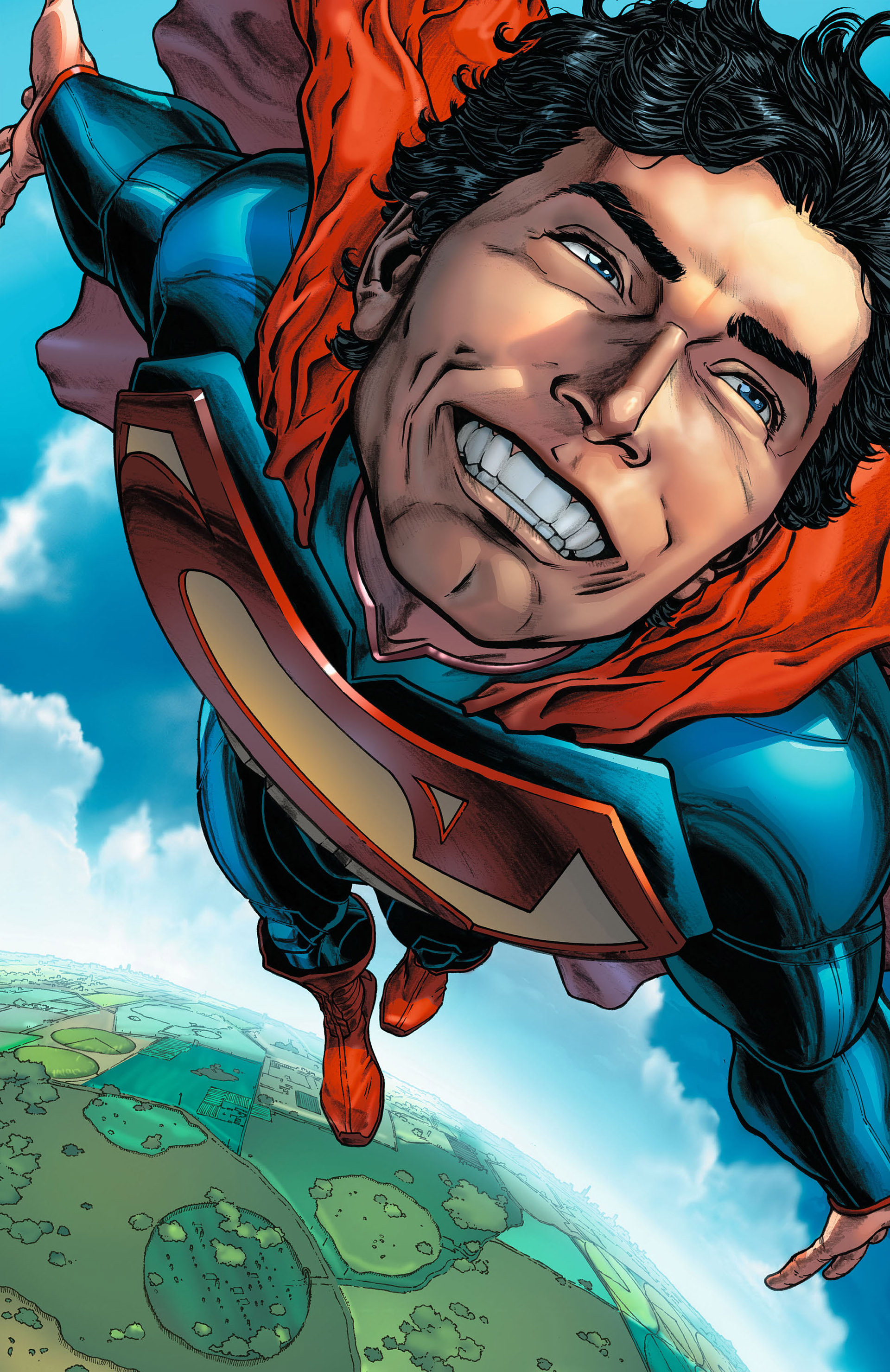 Read online Action Comics (2011) comic -  Issue #8 - 29