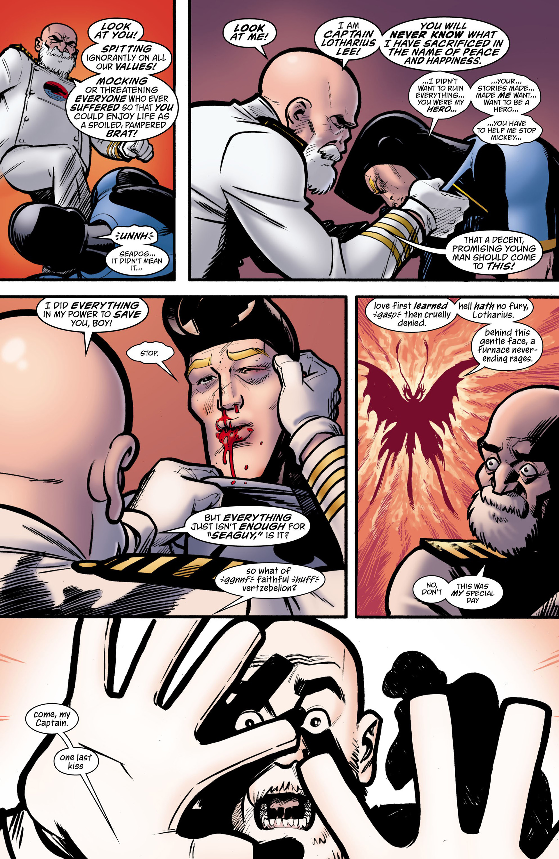 Read online Seaguy: The Slaves of Mickey Eye comic -  Issue #3 - 23