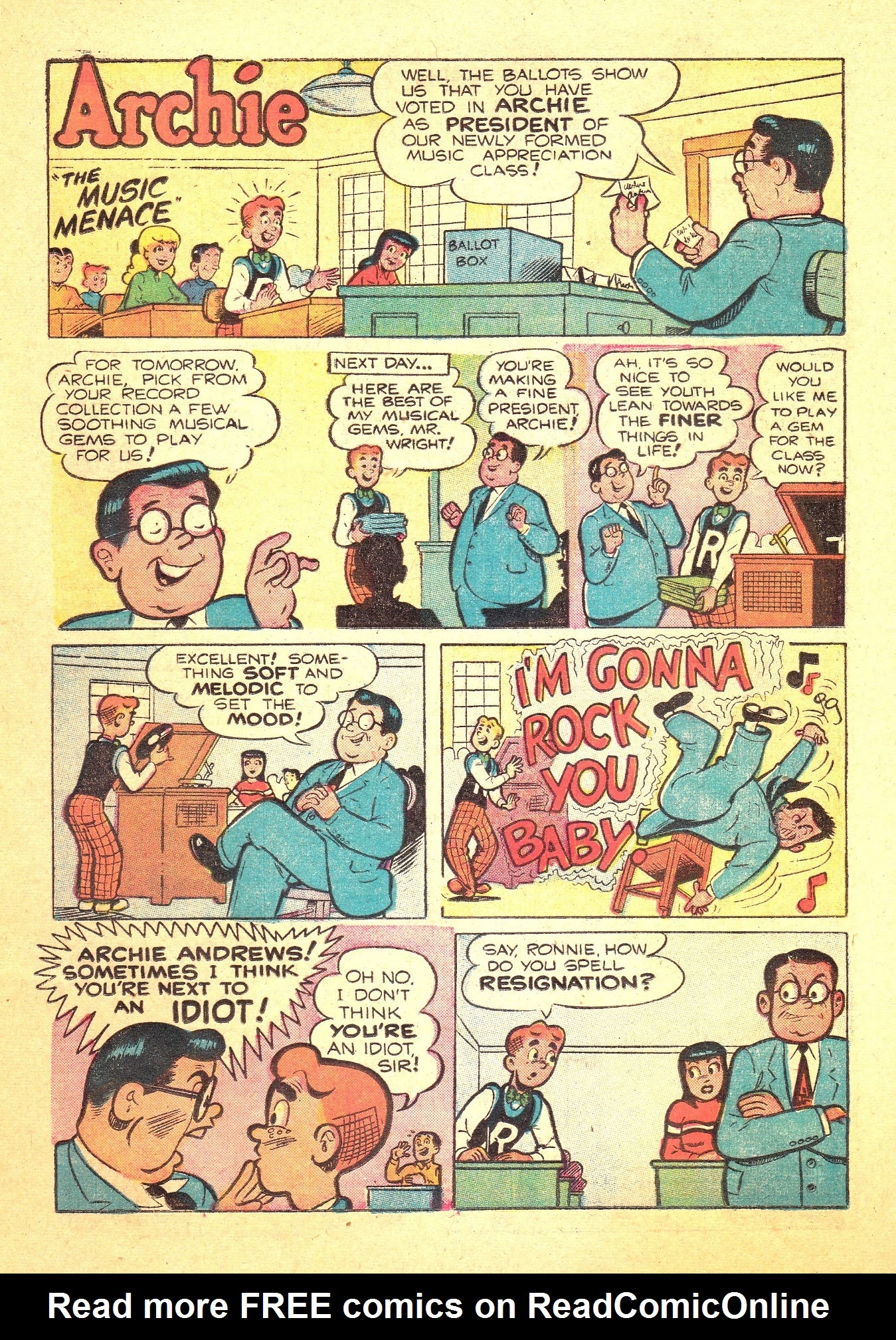 Archie Comics issue 077 - Page 20