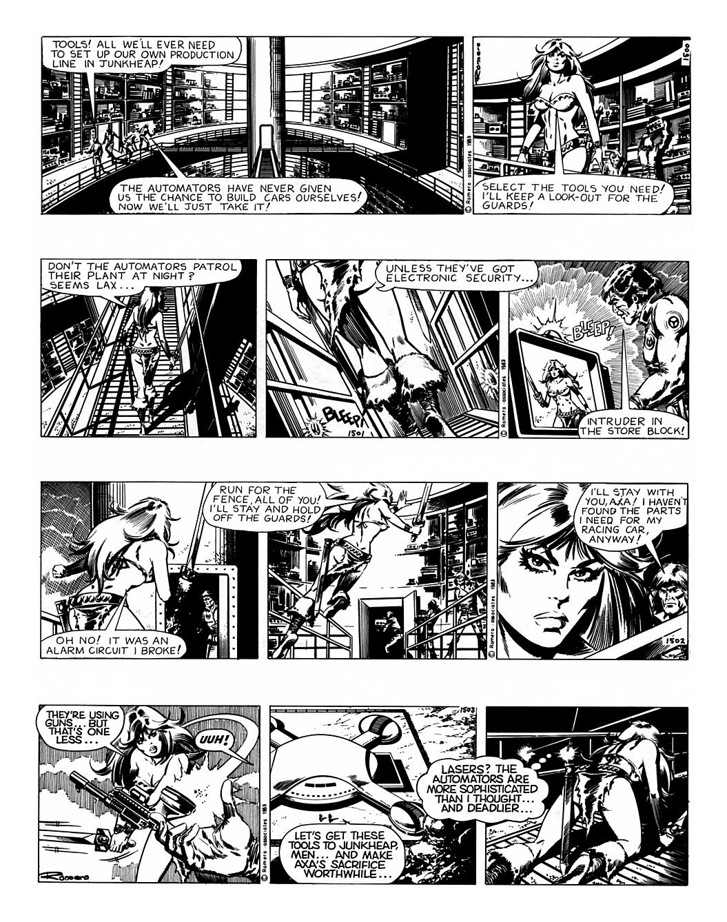 Axa issue 7 - Page 20