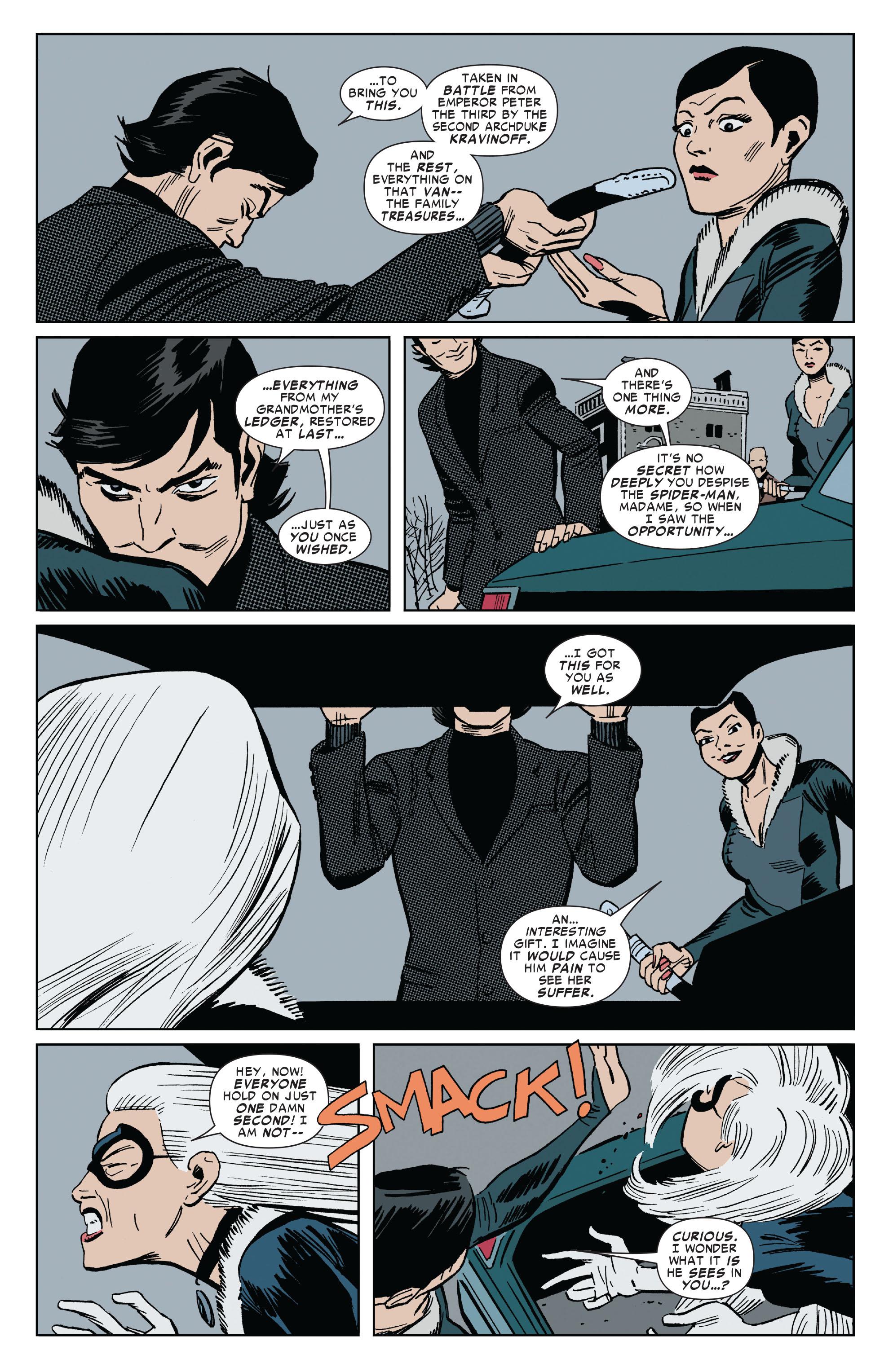 Read online Amazing Spider-Man Presents: Black Cat comic -  Issue #3 - 21