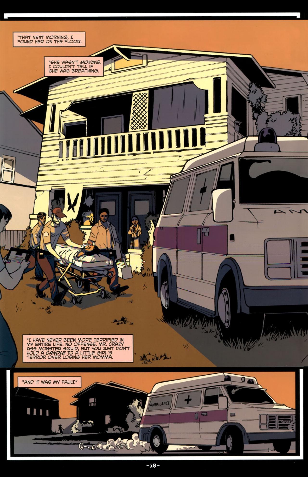 Read online True Blood (2010) comic -  Issue #3 - 20