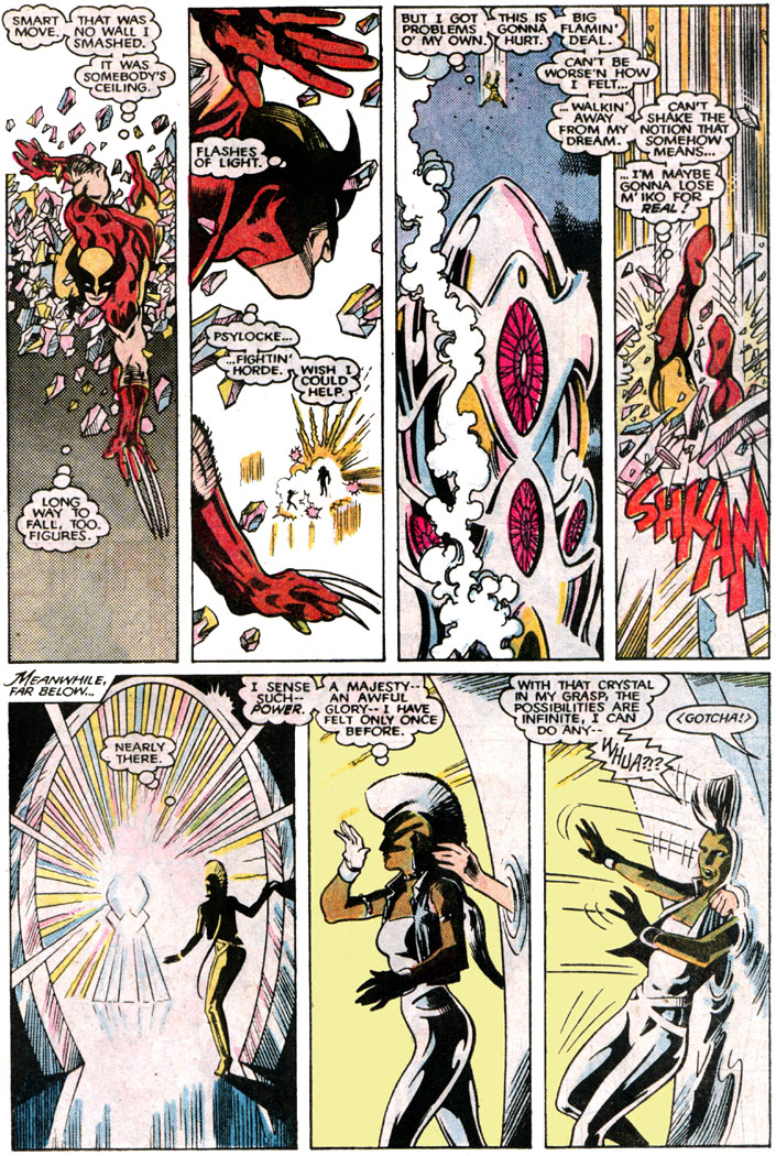 Uncanny X-Men (1963) issue _Annual_11 - Page 33