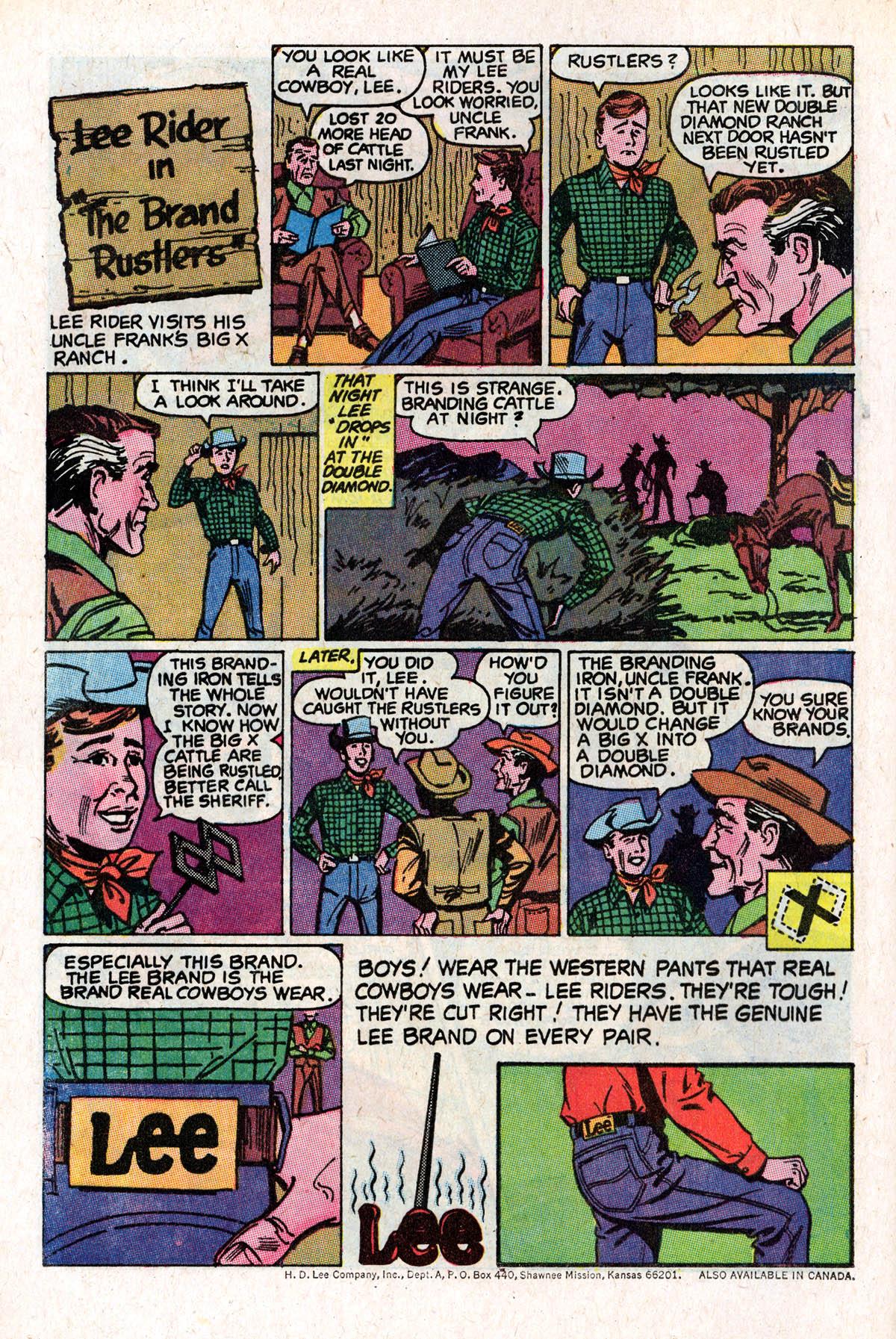 Read online Adventure Comics (1938) comic -  Issue #378 - 12