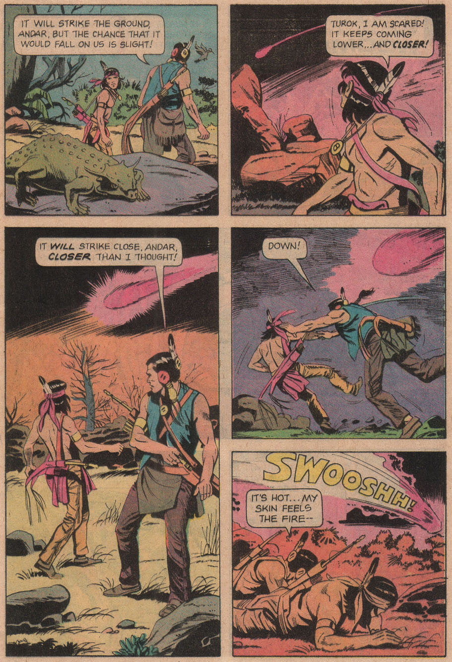 Read online Turok, Son of Stone comic -  Issue #97 - 9