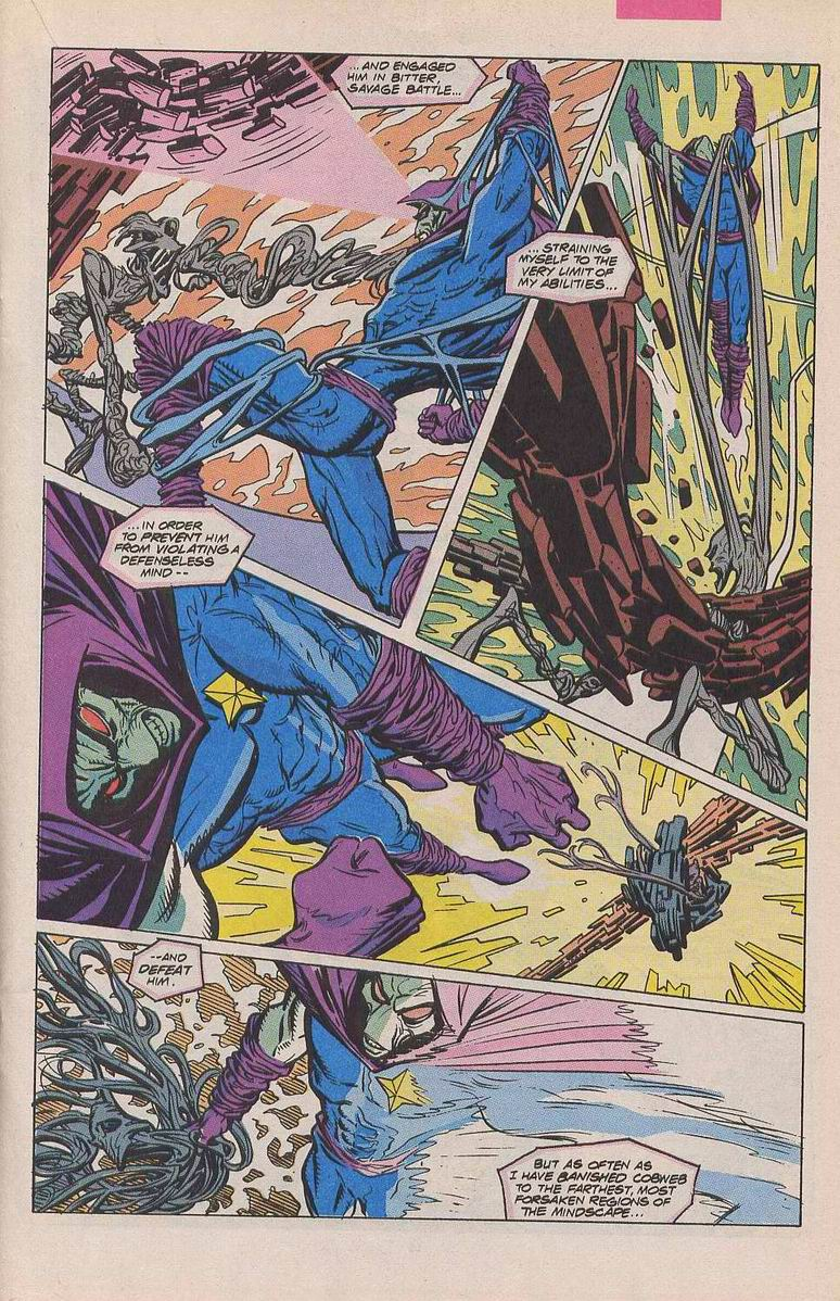 Read online Sleepwalker comic -  Issue #3 - 12