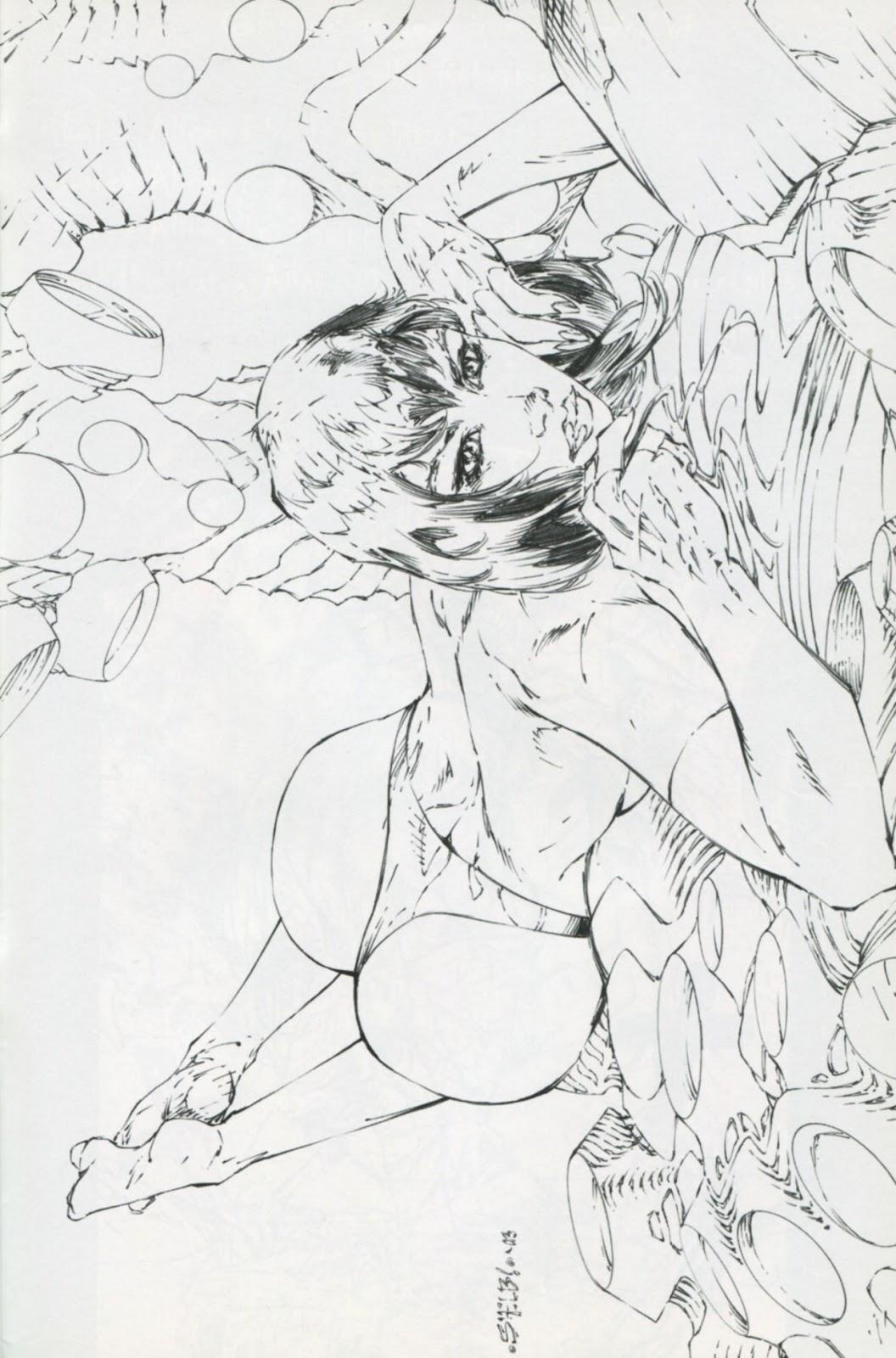 Read online Latex Alice - Bikini Bash Swimsuit Special comic -  Issue # Full - 23