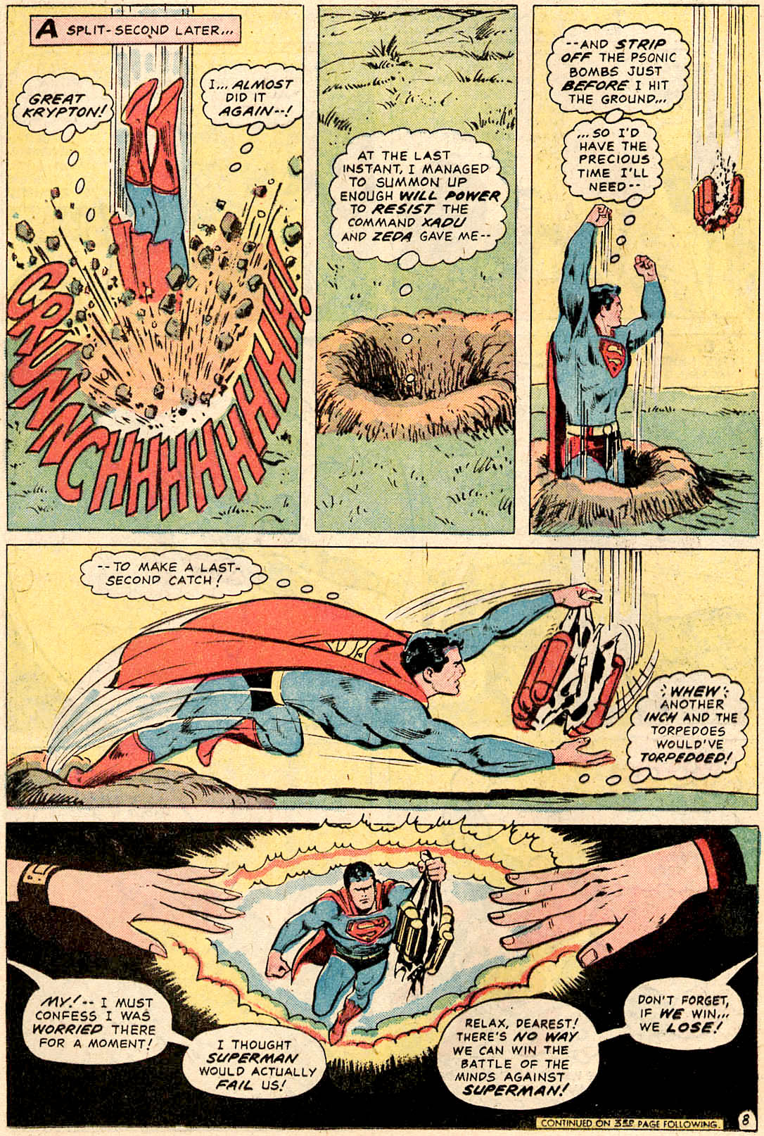 Read online Action Comics (1938) comic -  Issue #435 - 9