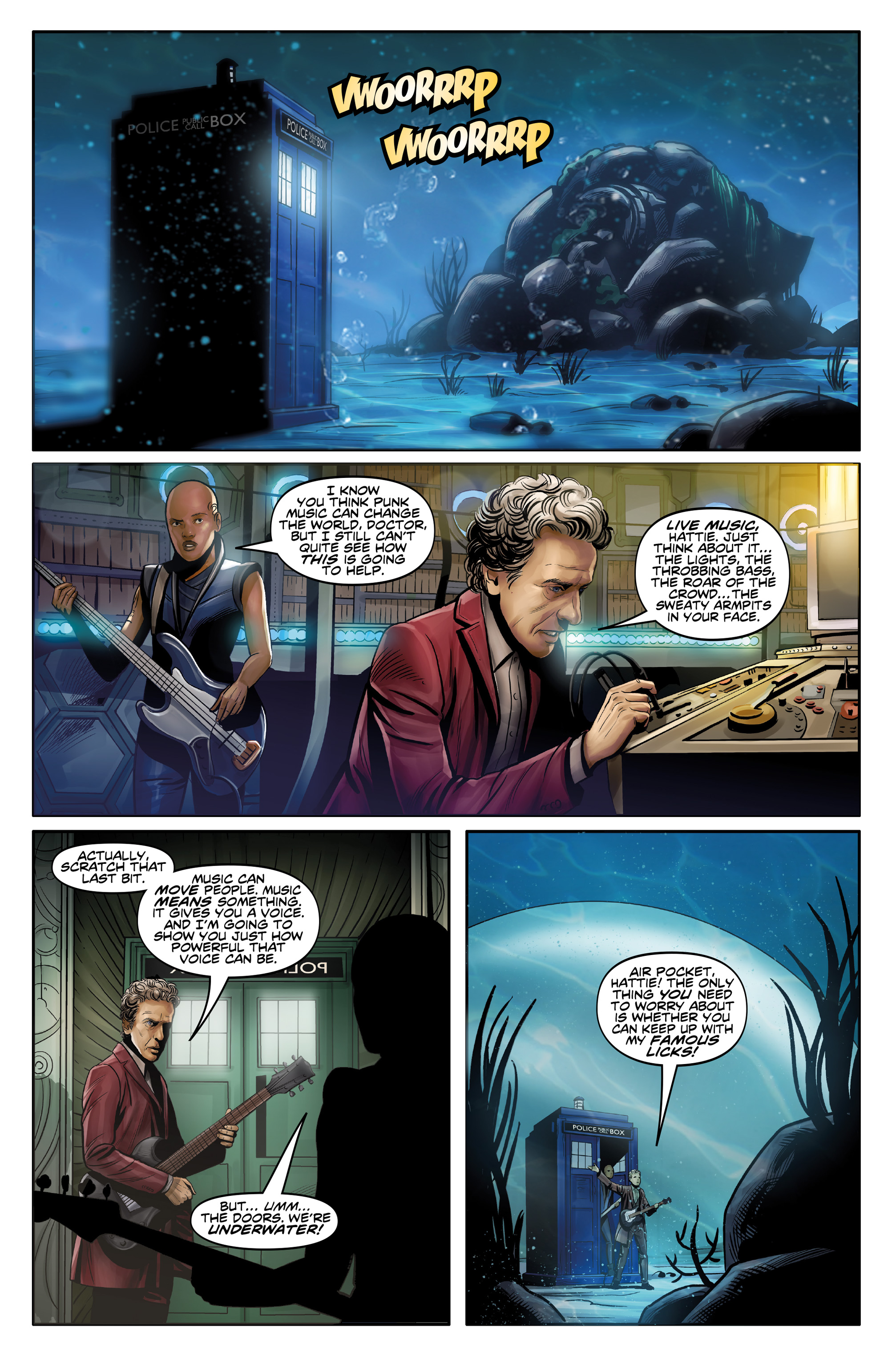 Read online Doctor Who: The Twelfth Doctor Year Three comic -  Issue #4 - 16