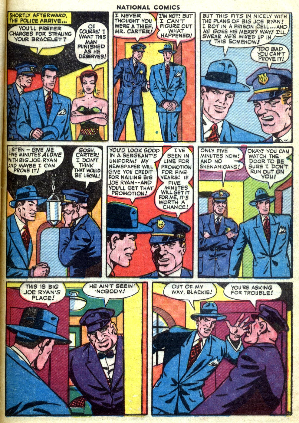 National Comics (1940) issue 47 - Page 49