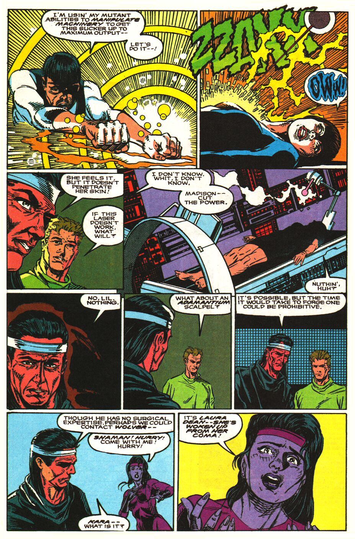 Read online Alpha Flight Special comic -  Issue #1 - 9