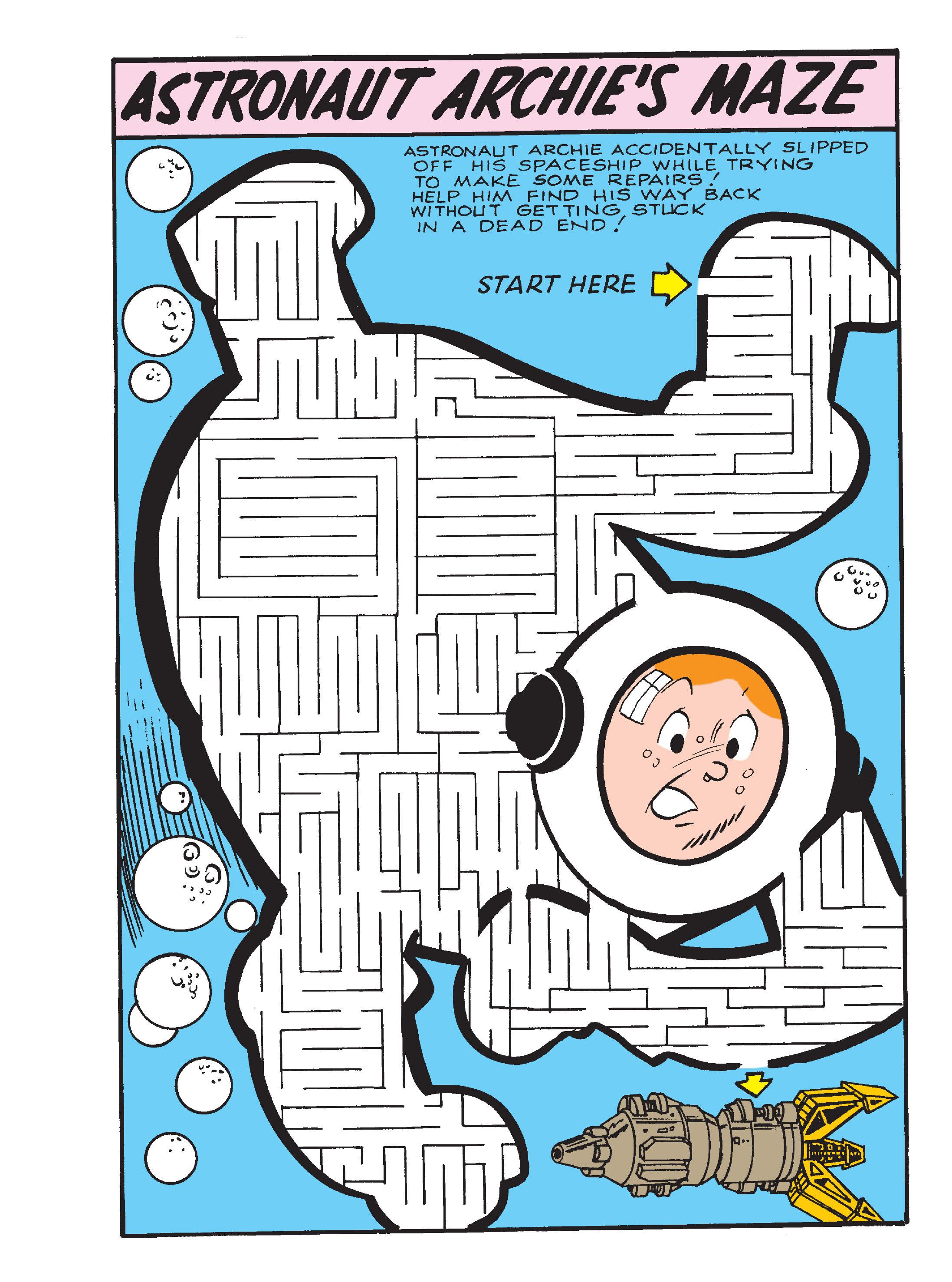 Read online Archie 1000 Page Comics Blowout! comic -  Issue # TPB (Part 3) - 112