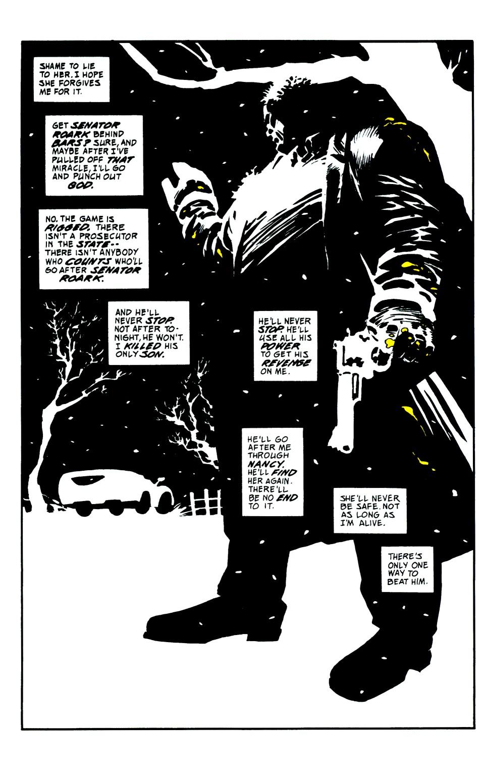 Read online Sin City: That Yellow Bastard comic -  Issue #6 - 41