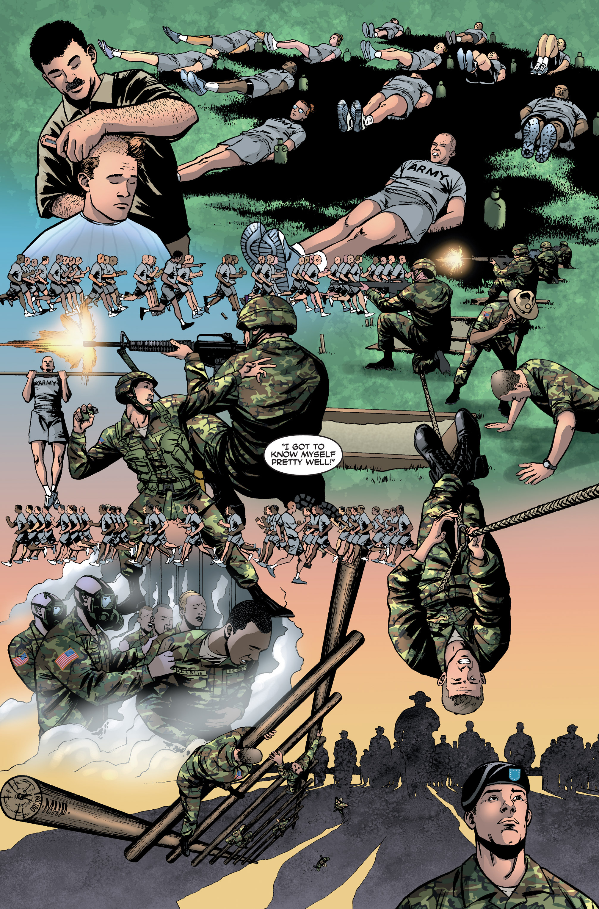 Read online America's Army comic -  Issue #2 - 12