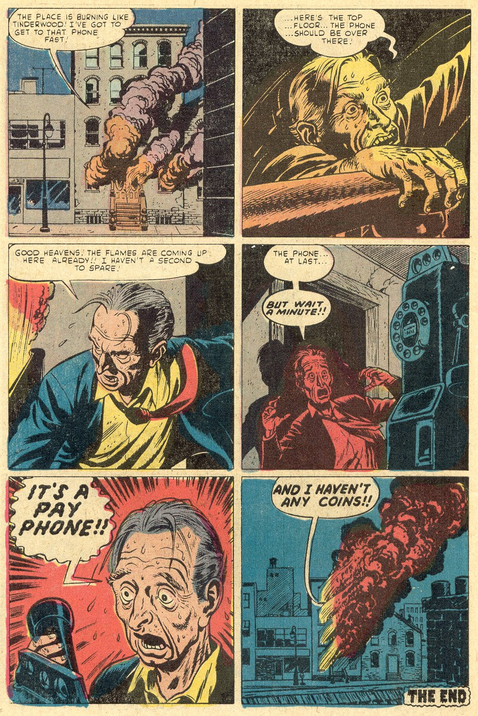 Strange Tales (1951) issue 174 - Page 21