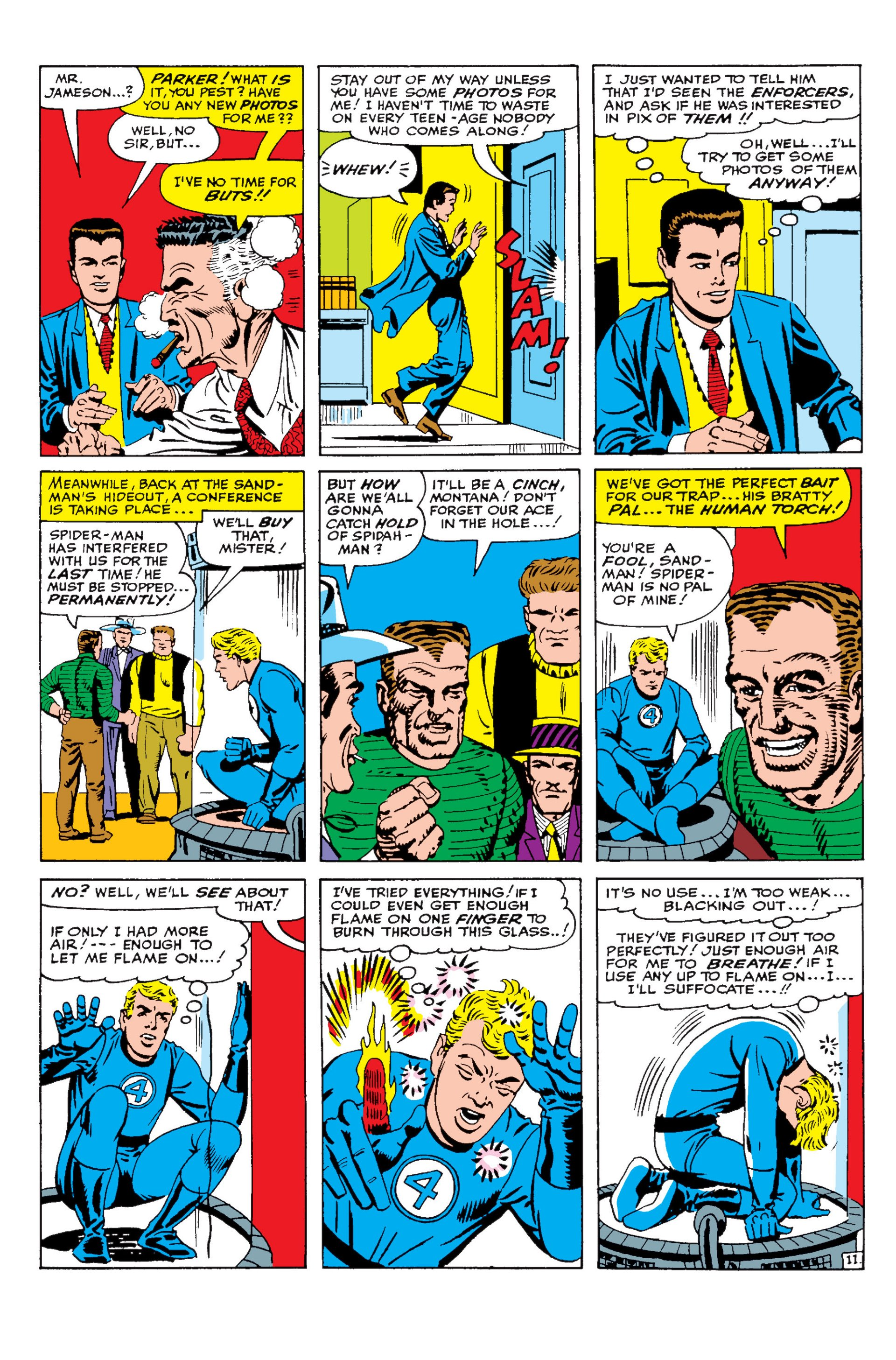 The Amazing Spider-Man (1963) 19 Page 11