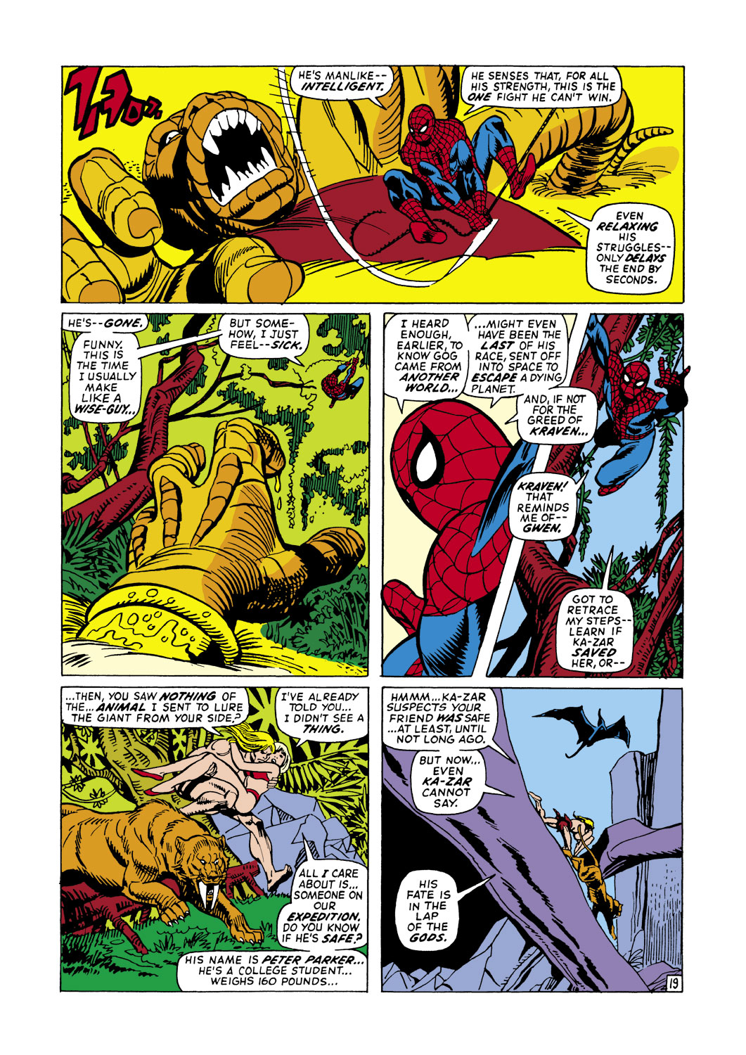 The Amazing Spider-Man (1963) 104 Page 19