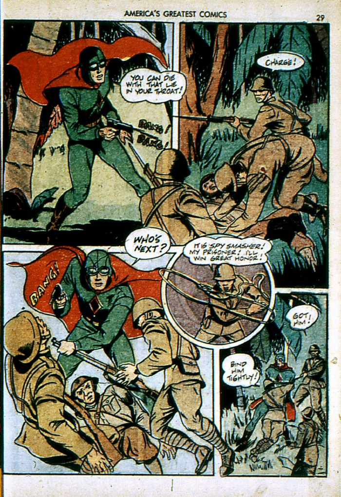 Read online America's Greatest Comics comic -  Issue #4 - 29