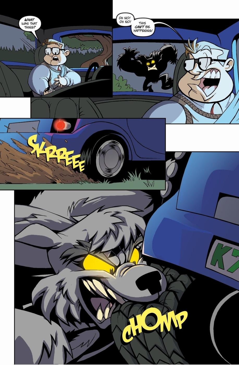 Read online Ralph Filmore comic -  Issue # Full - 69