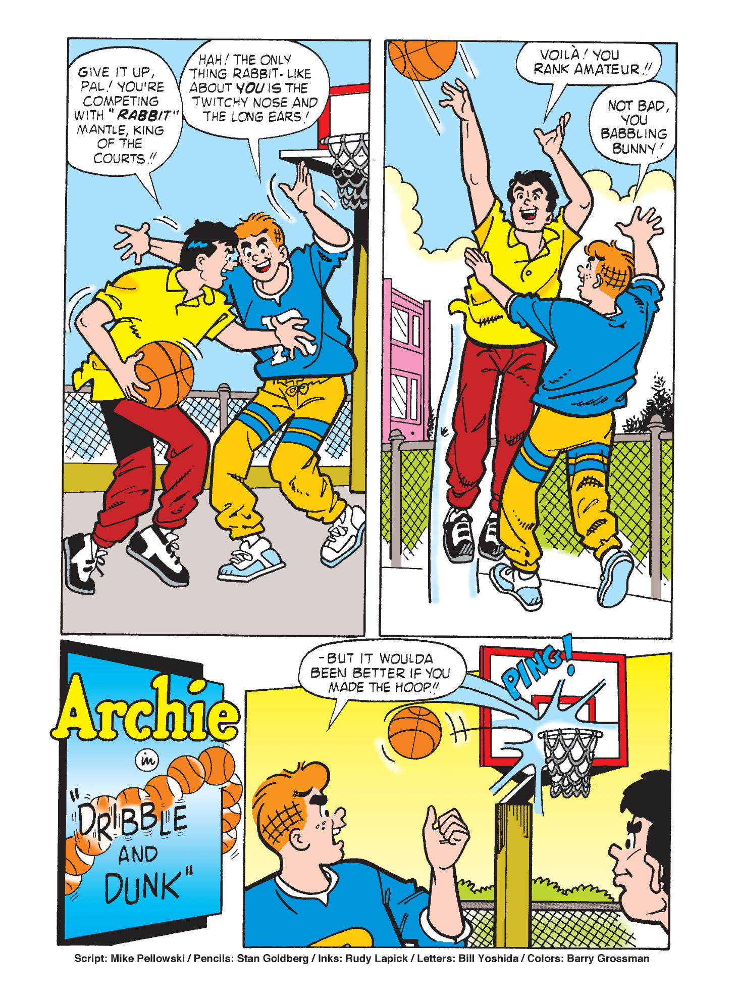 Read online Archie's Funhouse Double Digest comic -  Issue #9 - 23