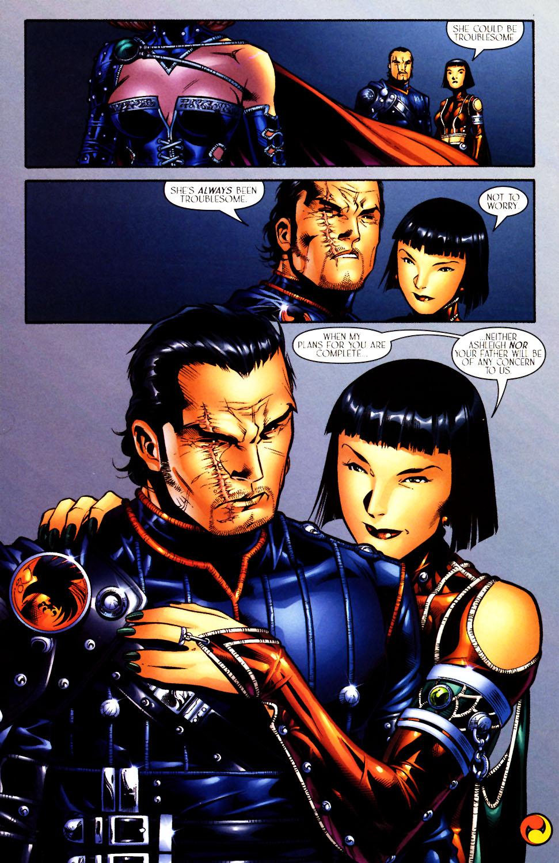 Read online Scion comic -  Issue #10 - 22