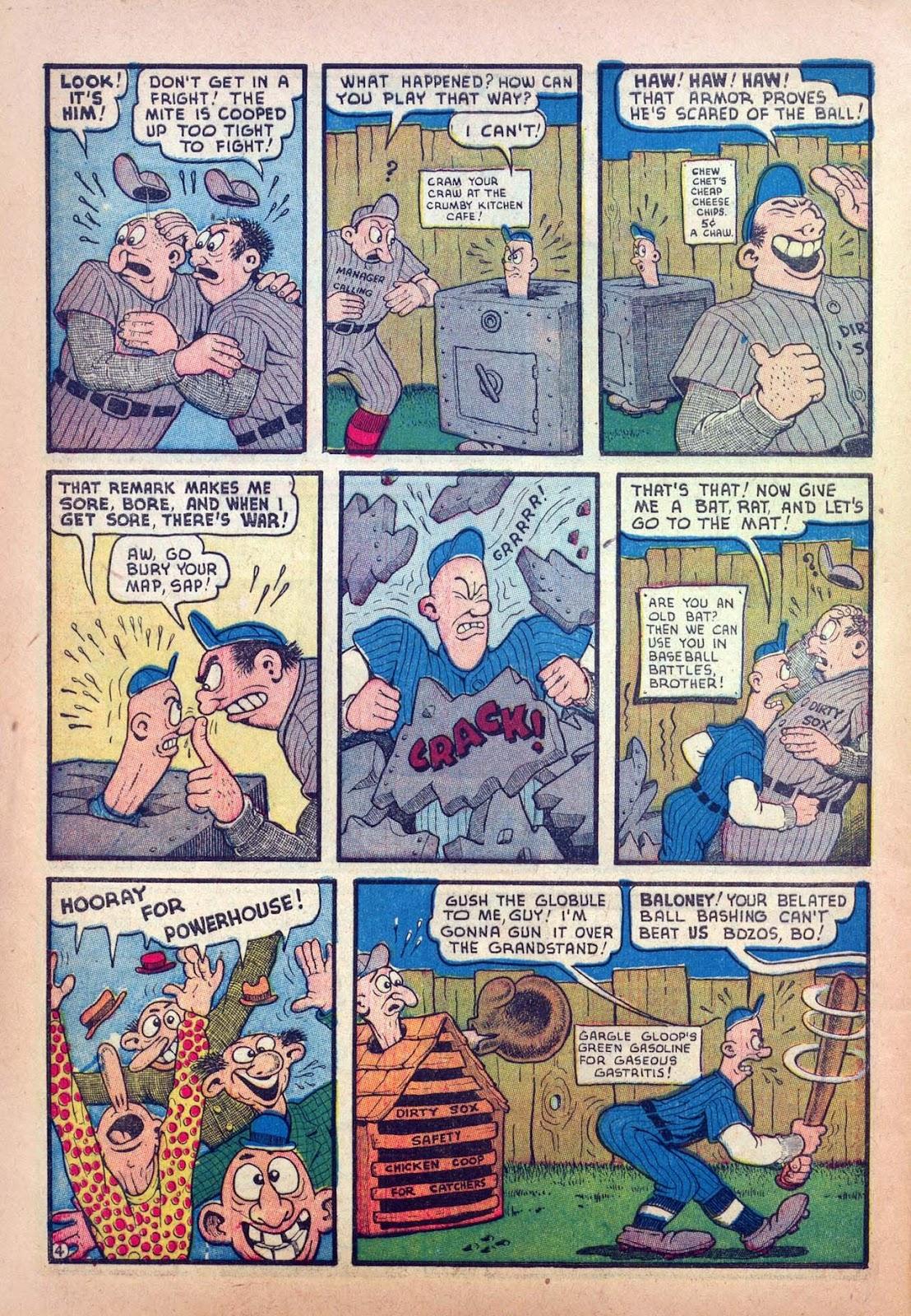 Read online Joker Comics comic -  Issue #7 - 62