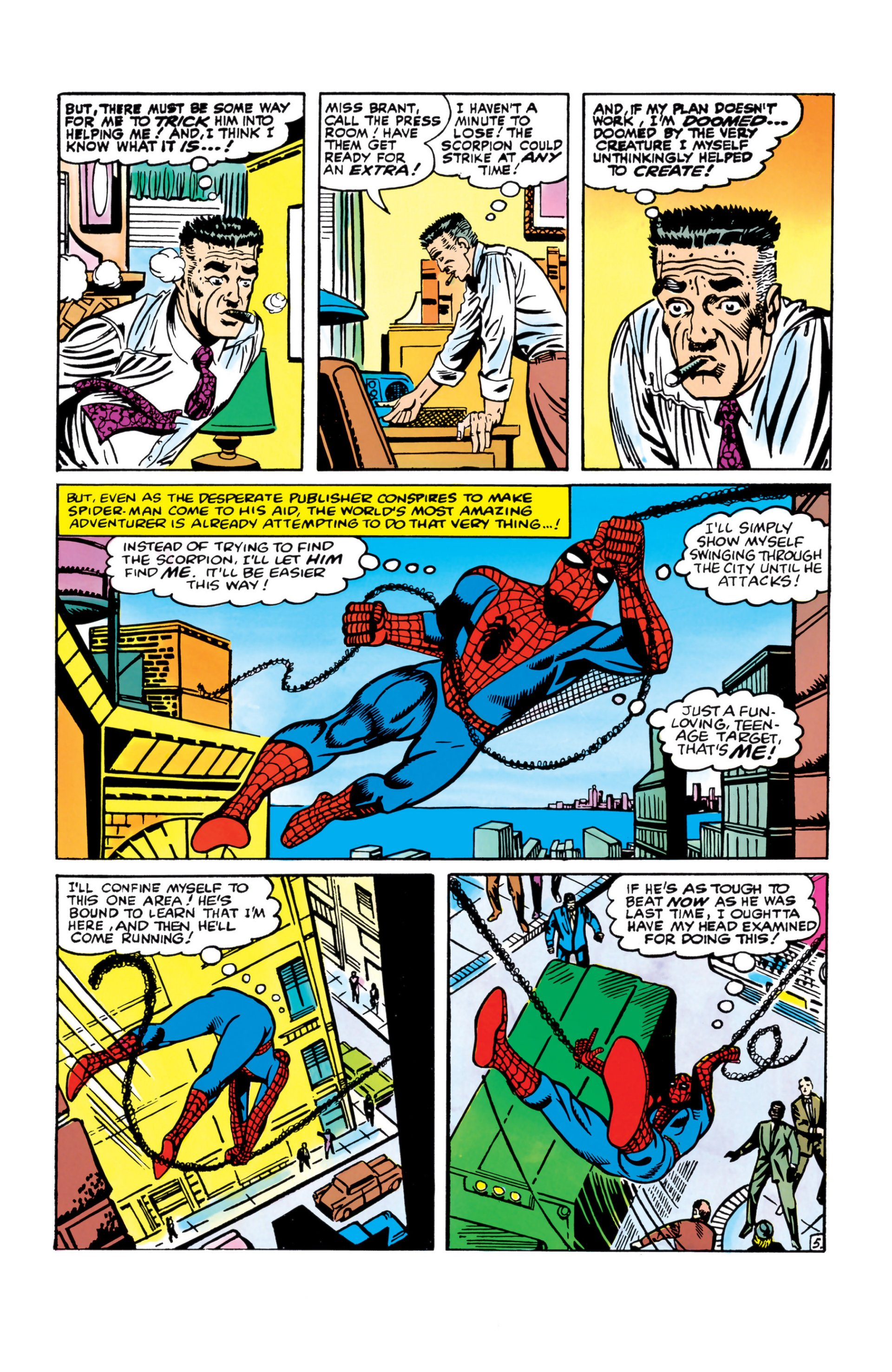 The Amazing Spider-Man (1963) 29 Page 5