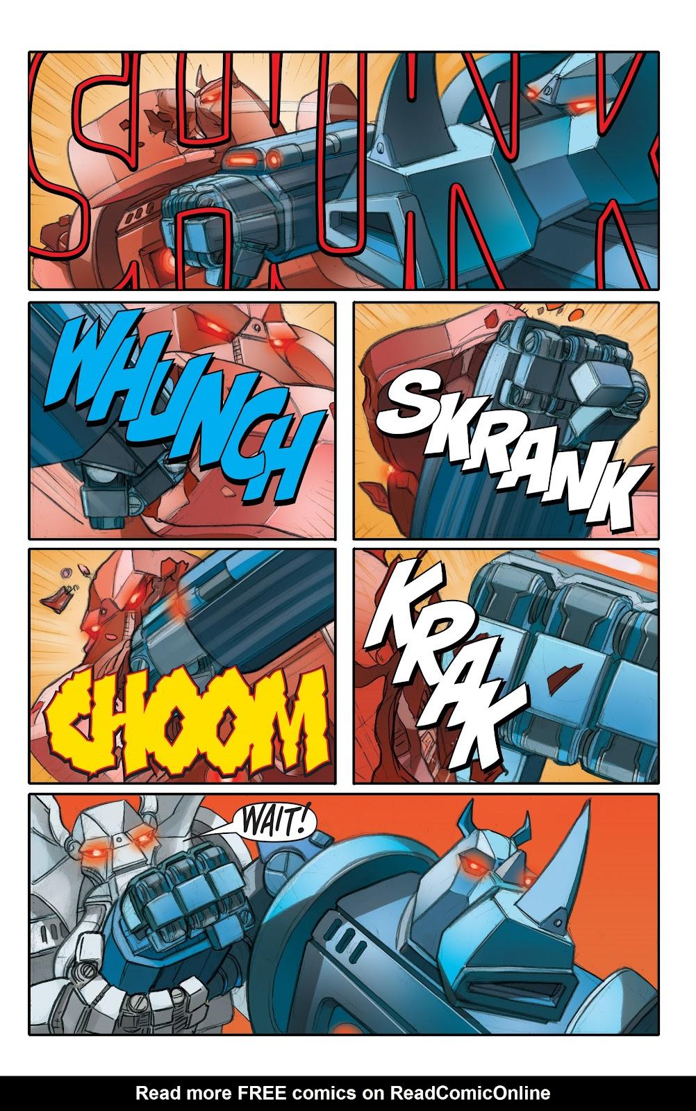 Read online Elephantmen 2261 Season Two: The Pentalion Job comic -  Issue # TPB - 68