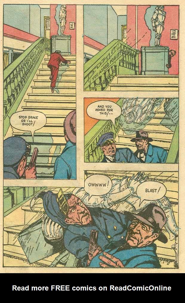 Read online Shadow Comics comic -  Issue #79 - 33