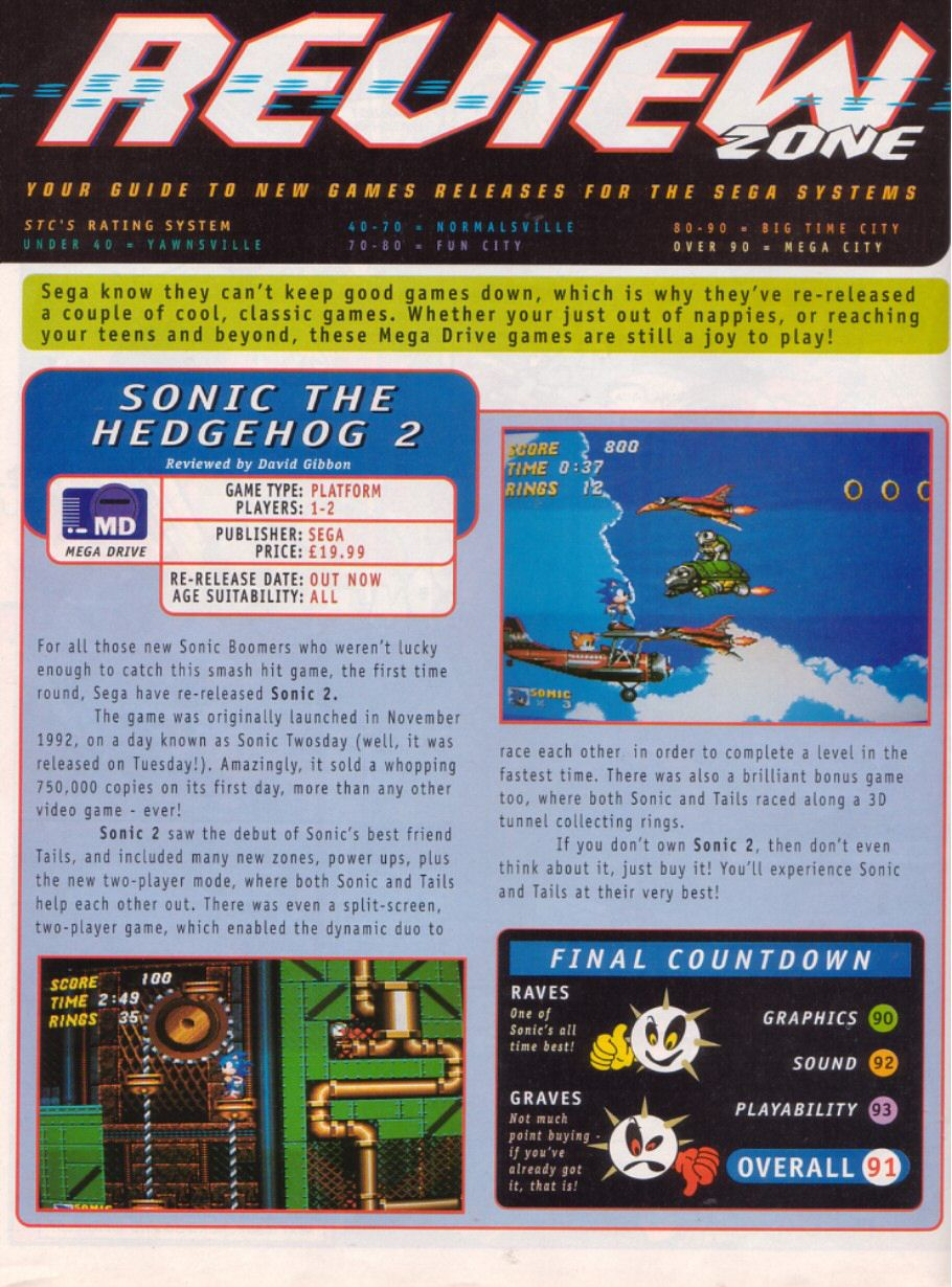 Read online Sonic the Comic comic -  Issue #83 - 10