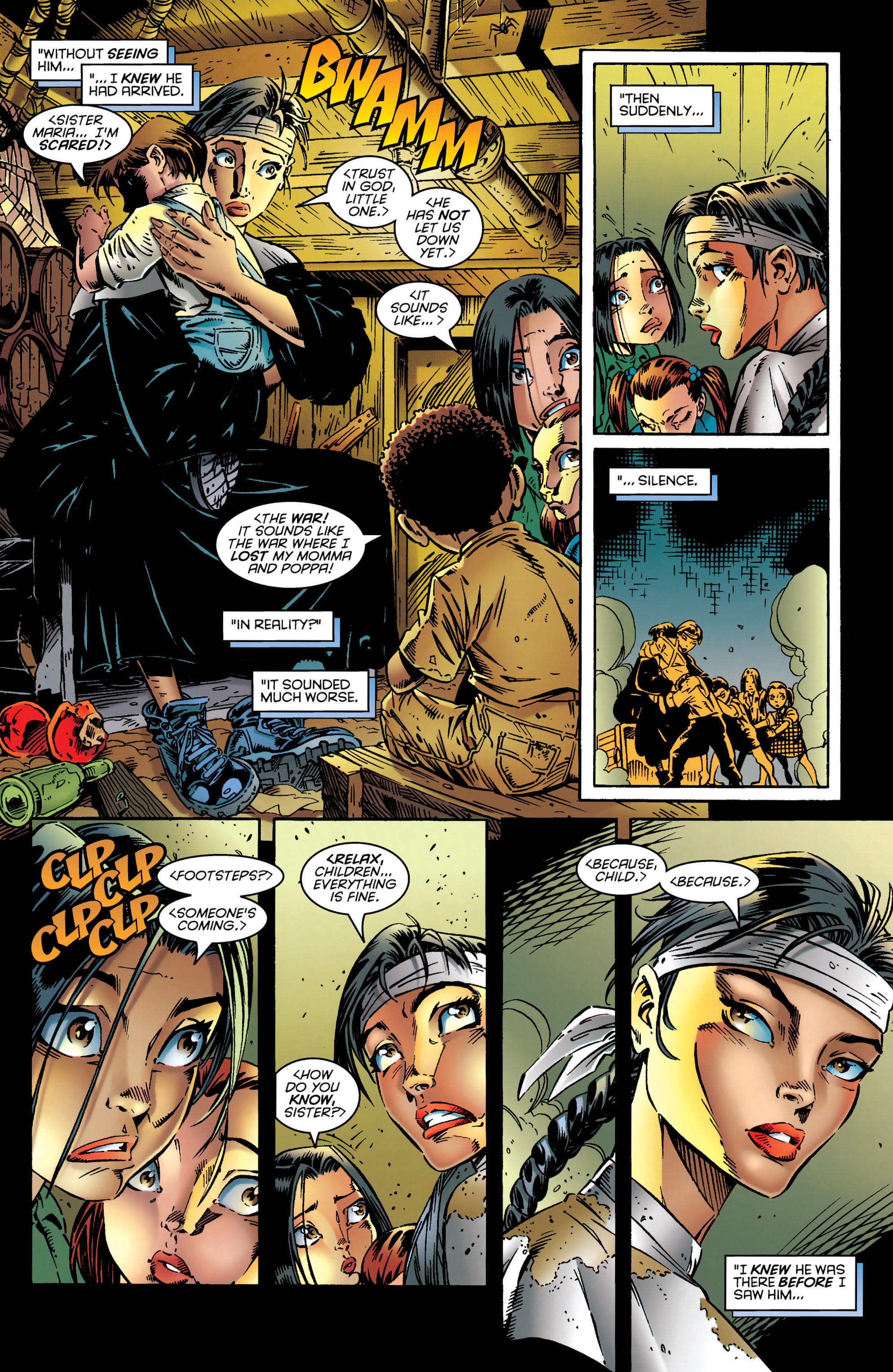 Read online Uncanny X-Men (1963) comic -  Issue #327 - 20