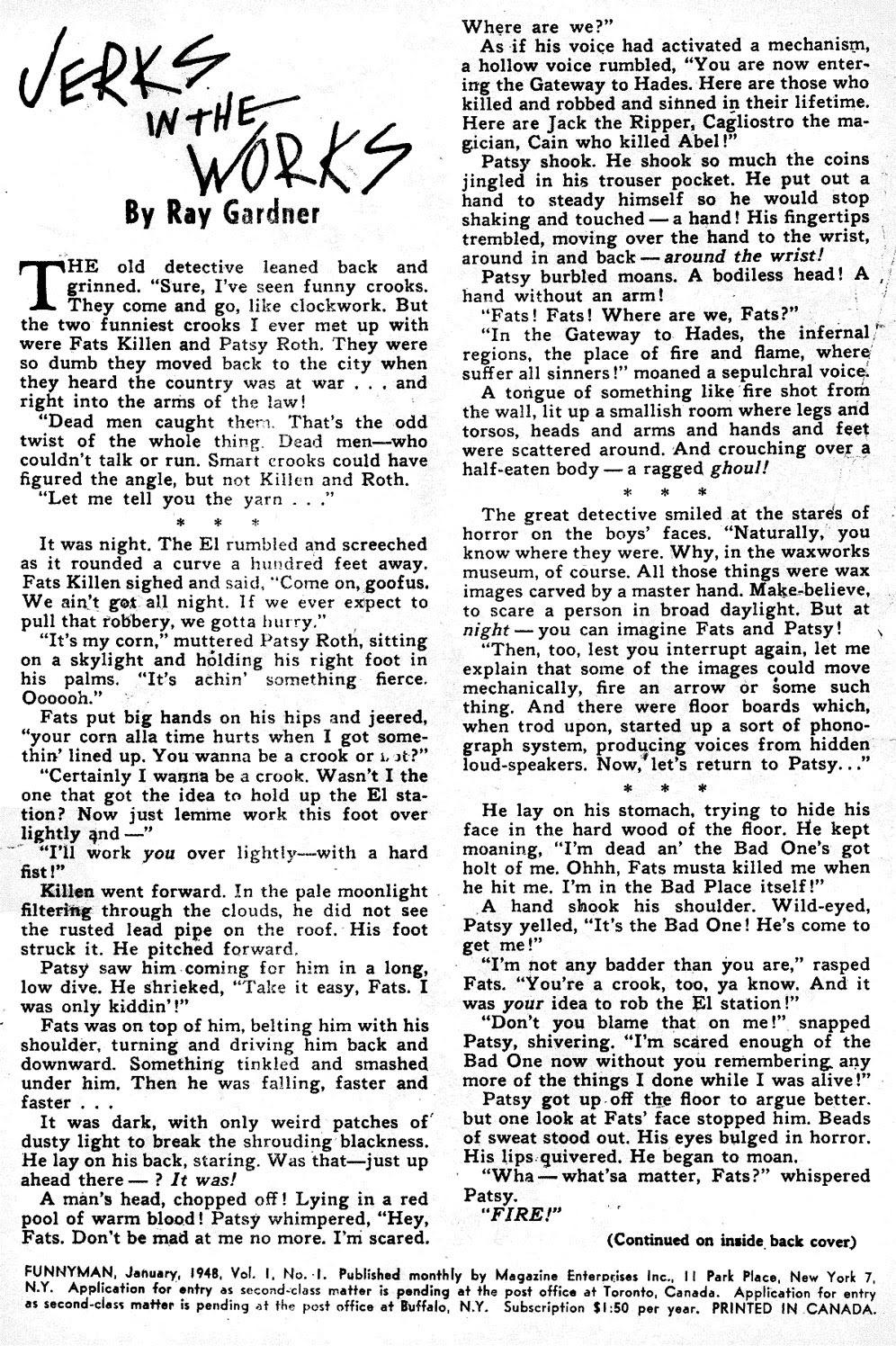 Funnyman 1 Page 2