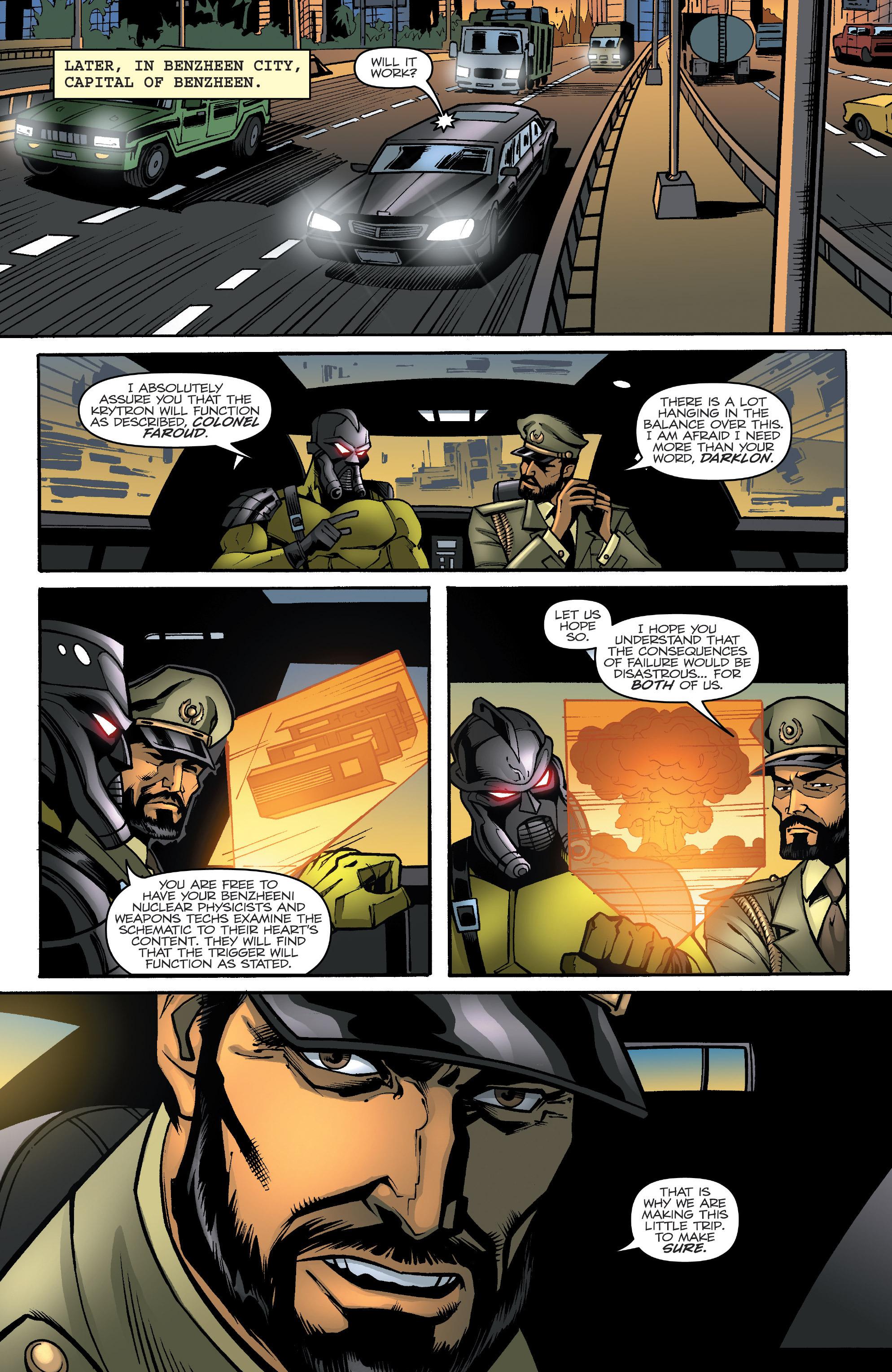 Read online G.I. Joe (2016) comic -  Issue #5 - 33