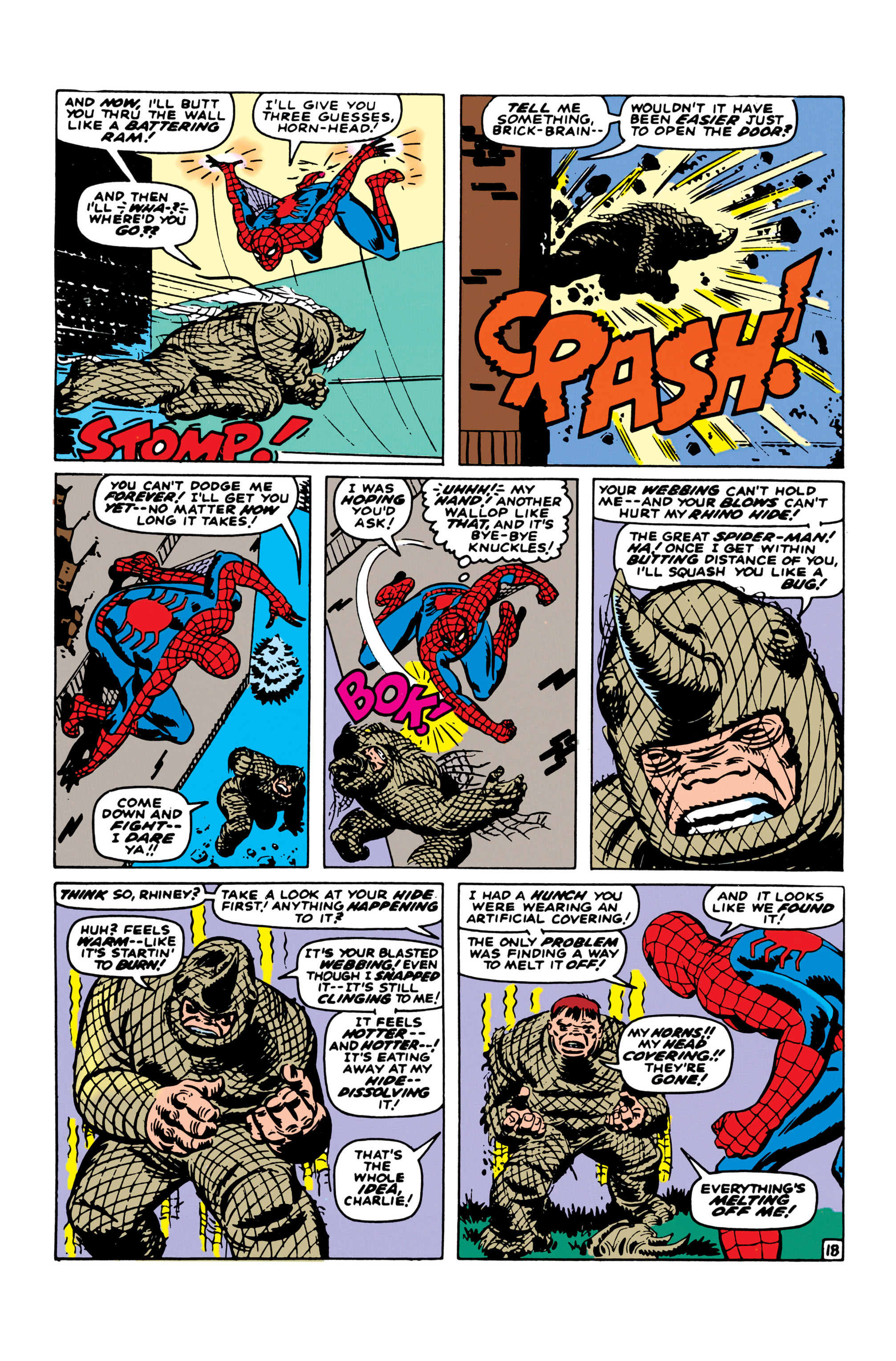 The Amazing Spider-Man (1963) 43 Page 18