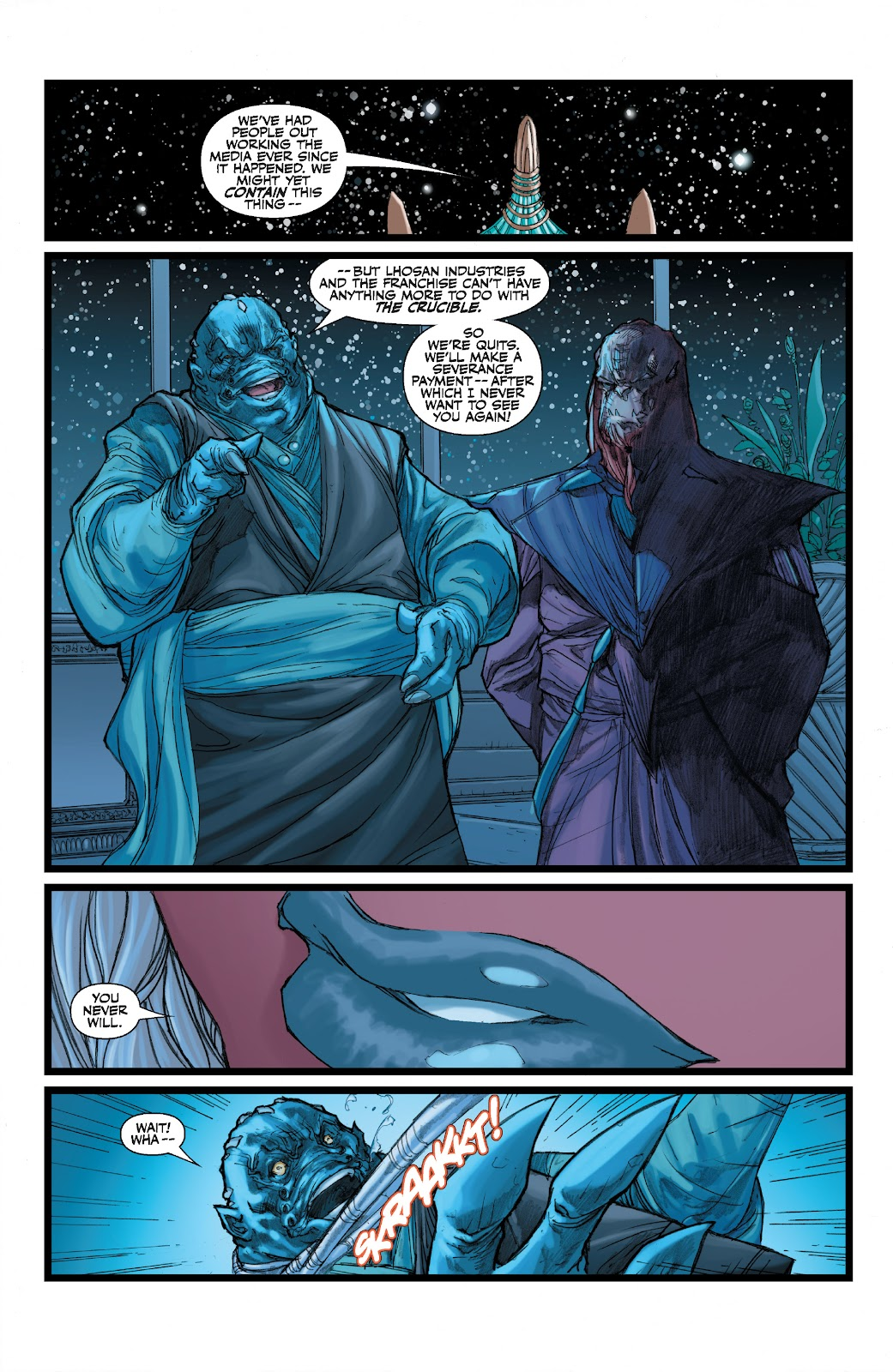 Read online Star Wars Legends: The Old Republic - Epic Collection comic -  Issue # TPB 3 (Part 1) - 96