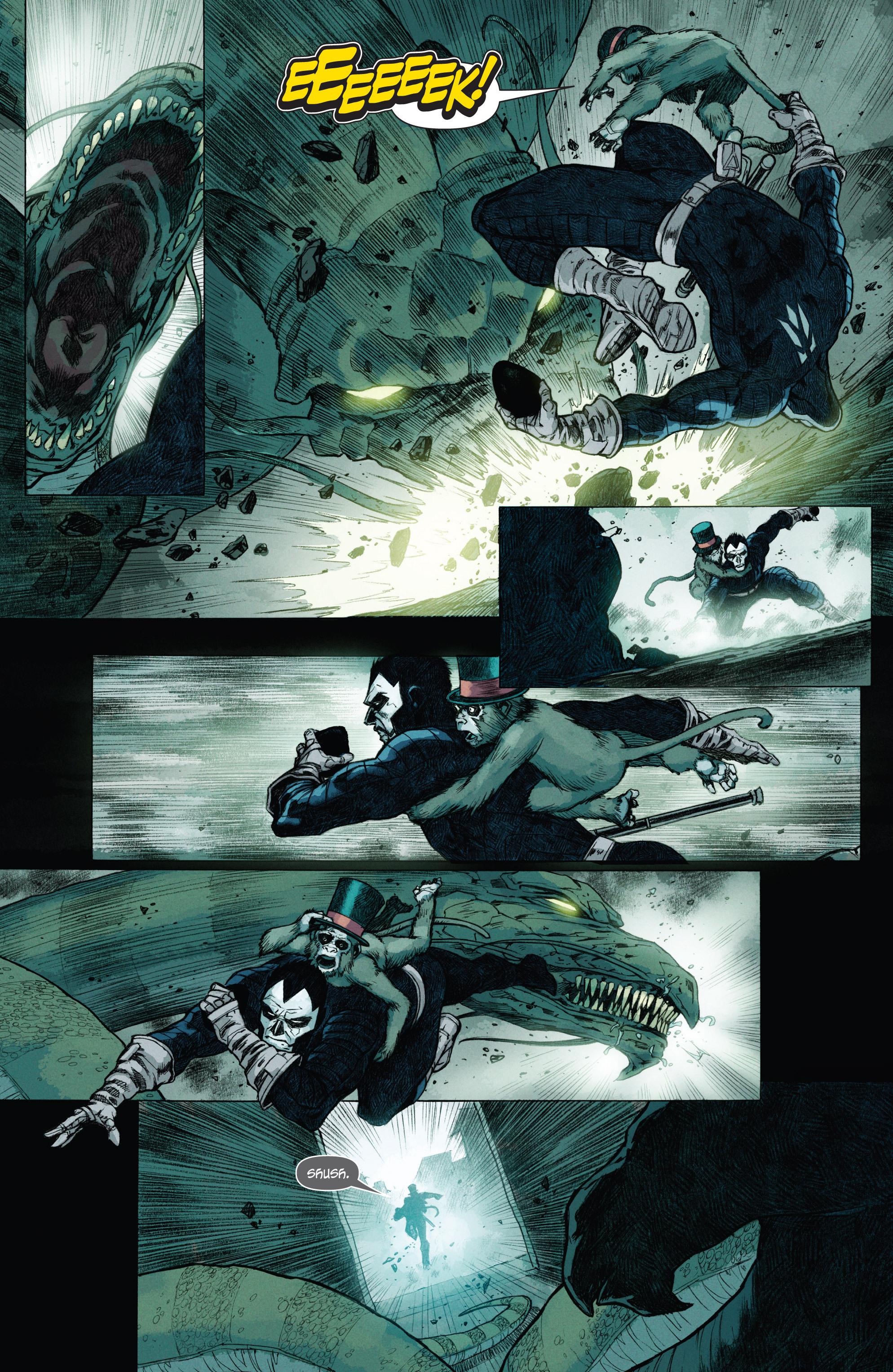 Read online Shadowman (2012) comic -  Issue #12 - 9