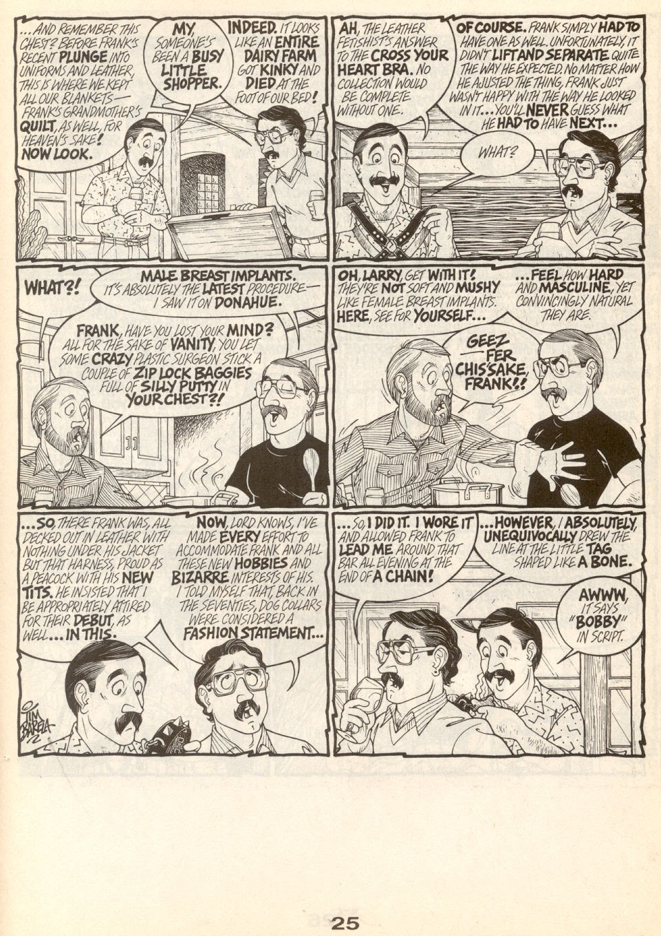 Gay Comix (Gay Comics) issue _Special_1 - Page 28