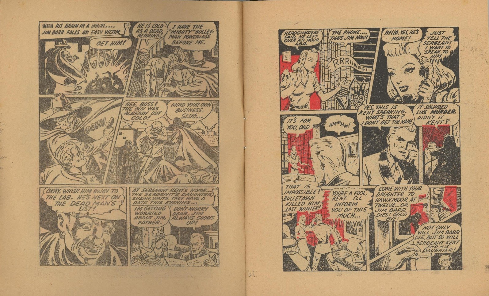 Bulletman issue 11 - Page 3
