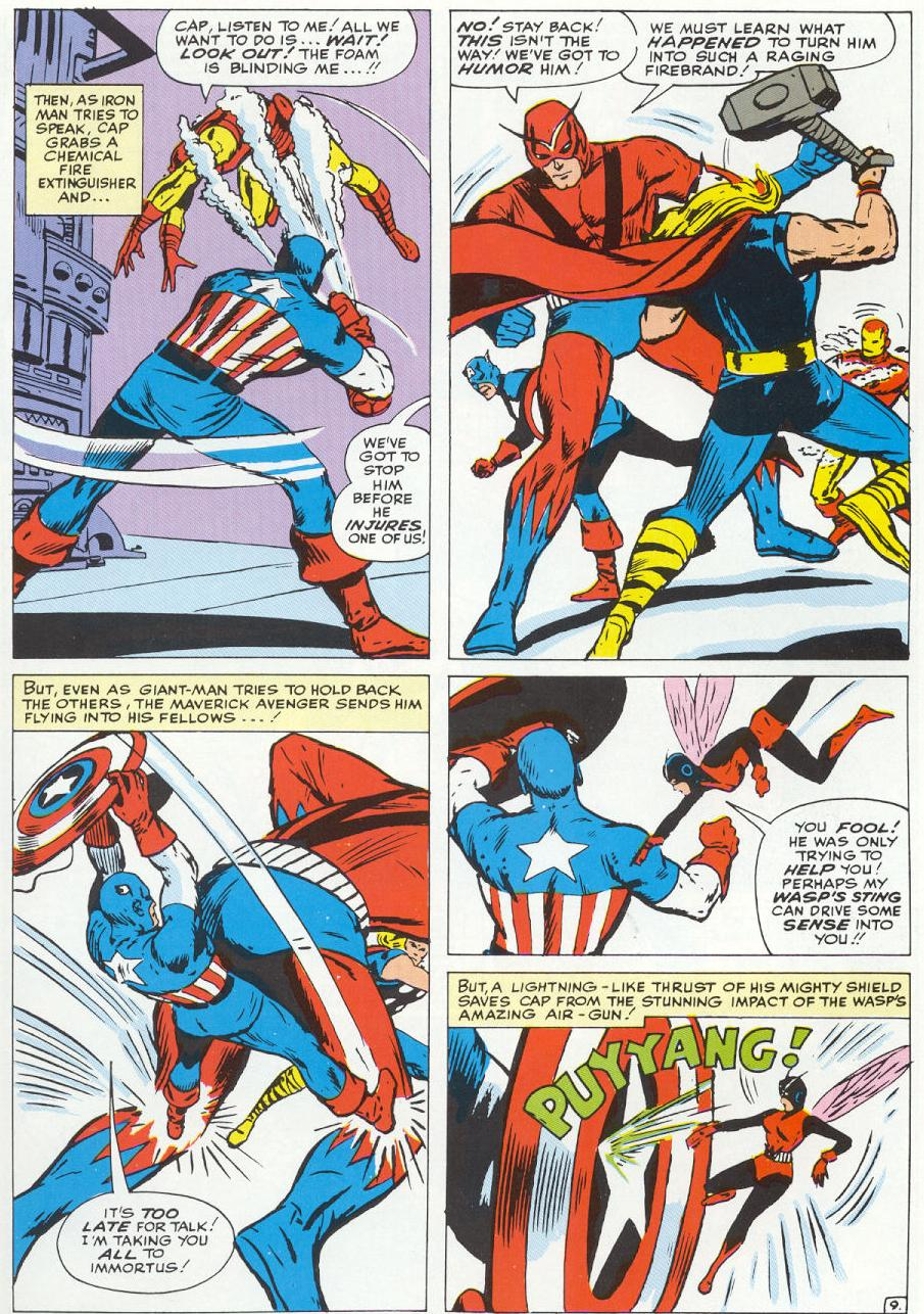 The Avengers (1963) 10 Page 9