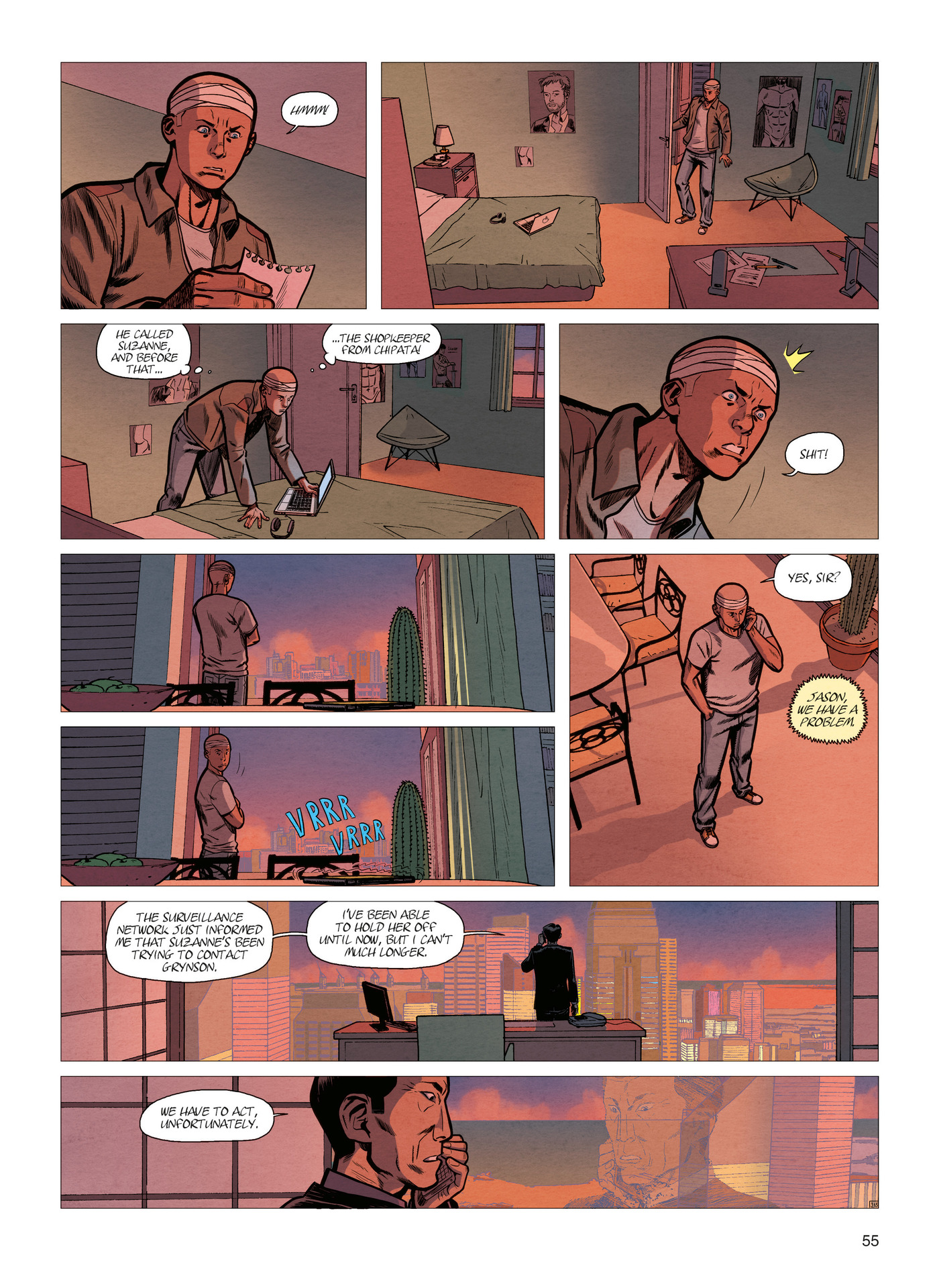 Read online Alter Ego comic -  Issue #4 - 57