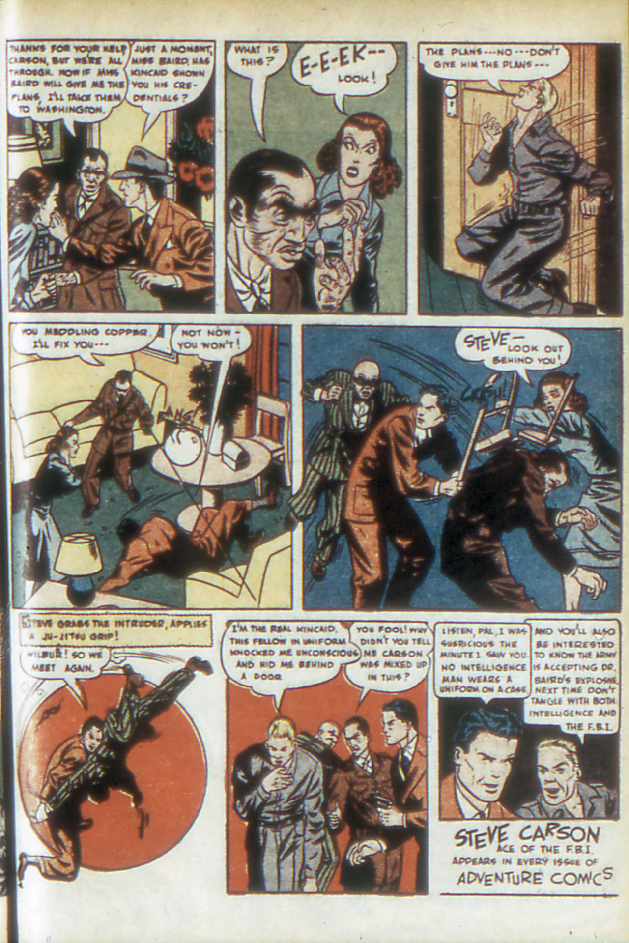Read online Adventure Comics (1938) comic -  Issue #68 - 50