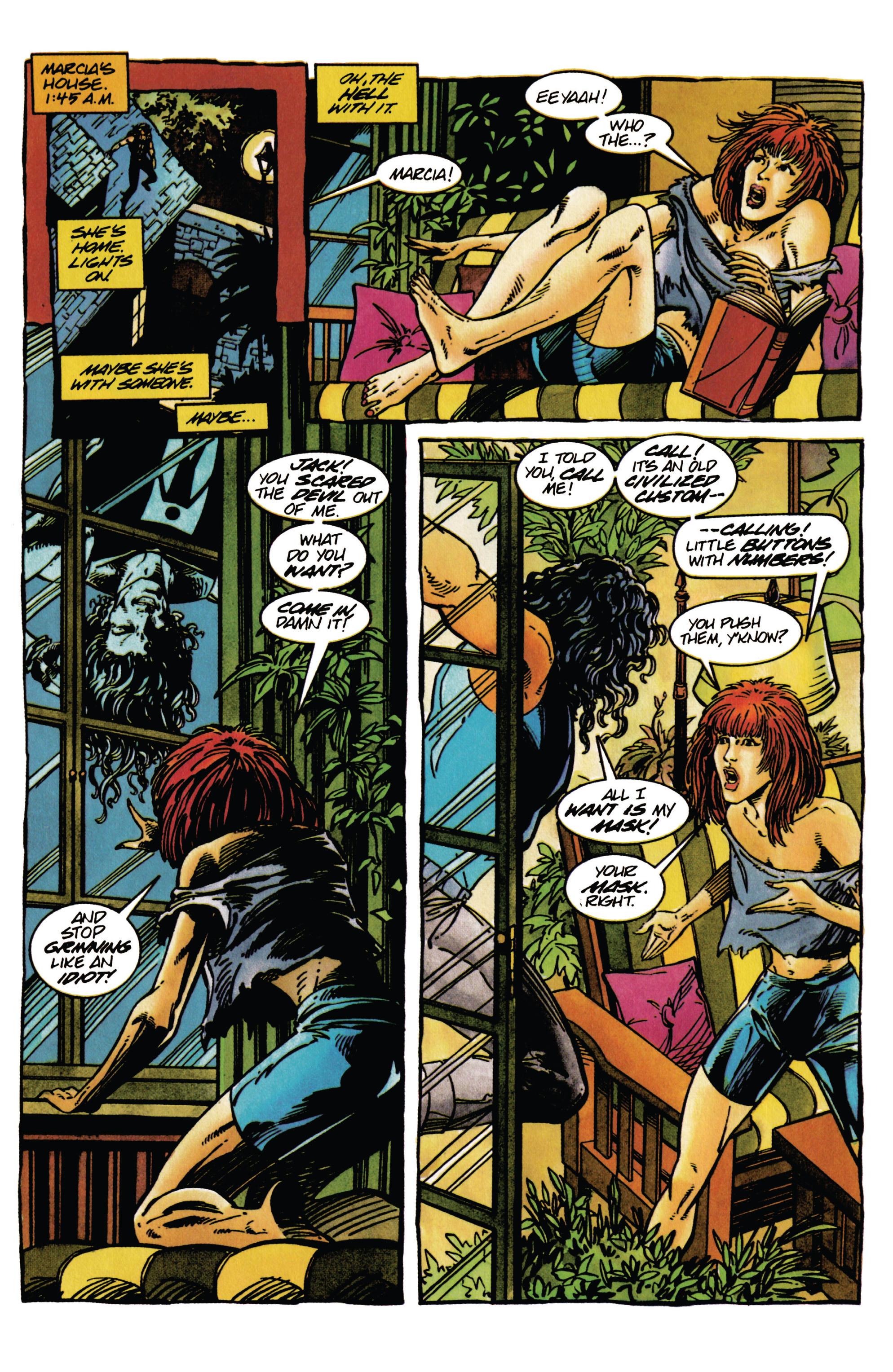 Read online Shadowman (1992) comic -  Issue #28 - 14