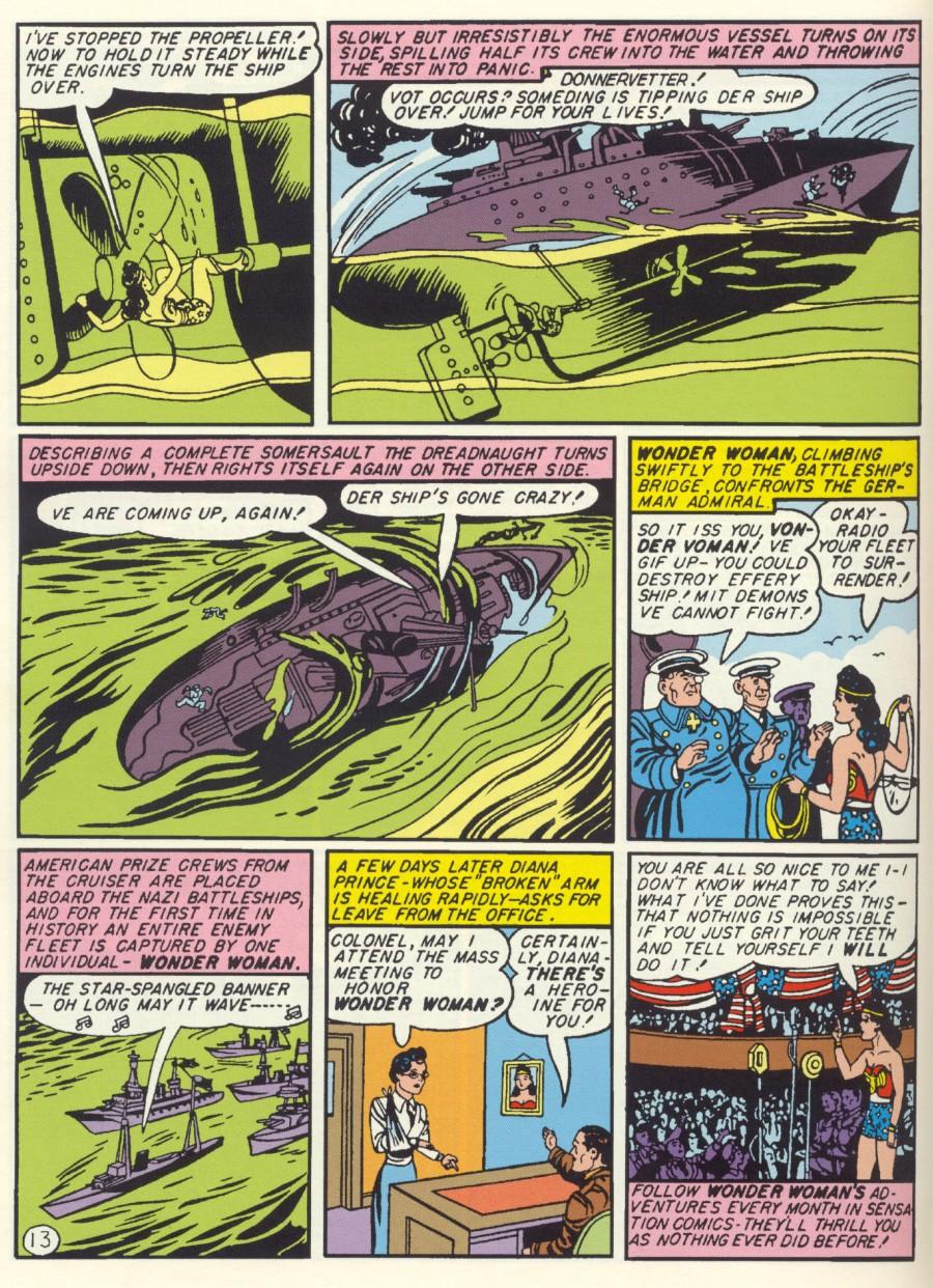 Read online Sensation (Mystery) Comics comic -  Issue #15 - 15