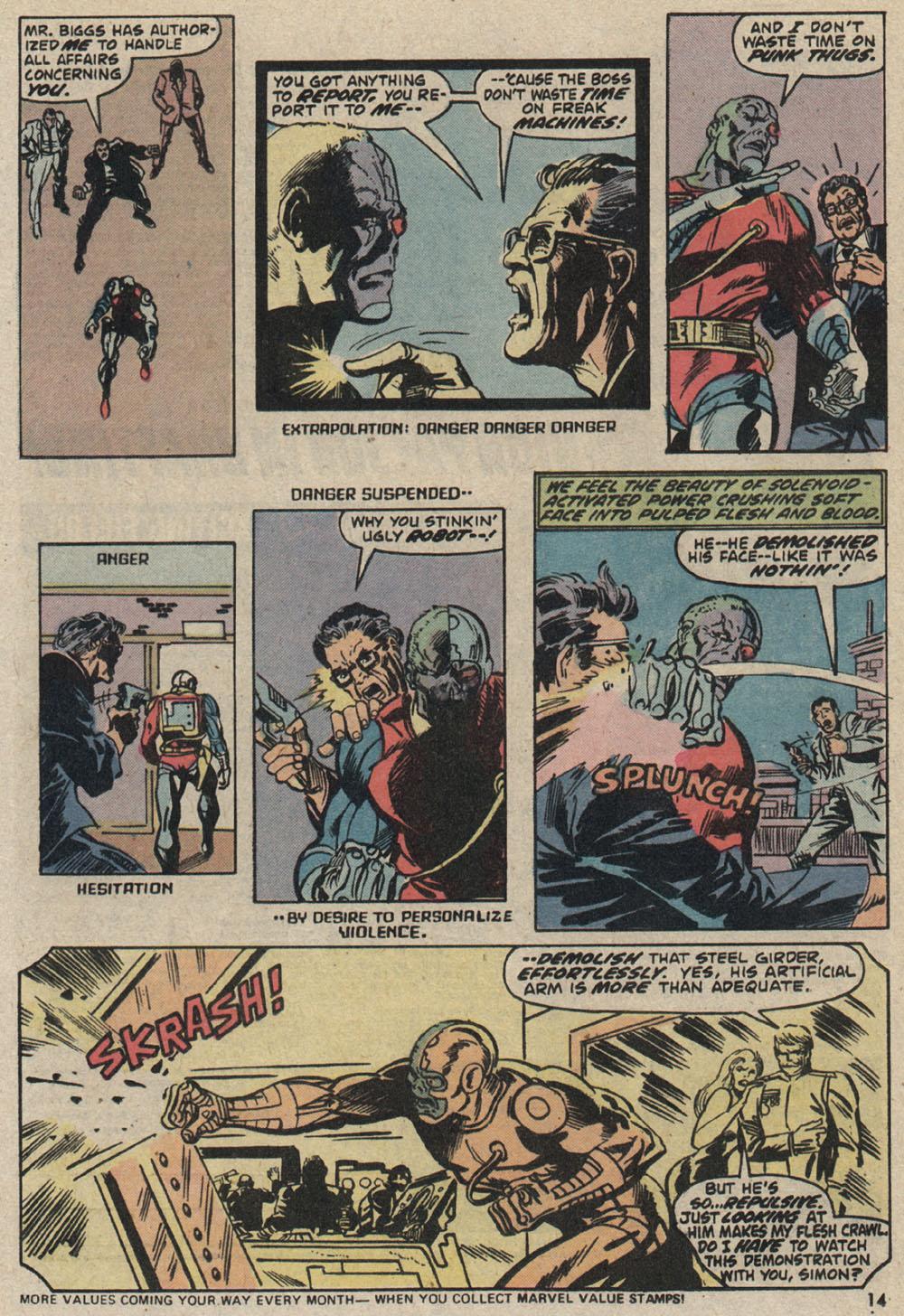 Read online Astonishing Tales (1970) comic -  Issue #25 - 9