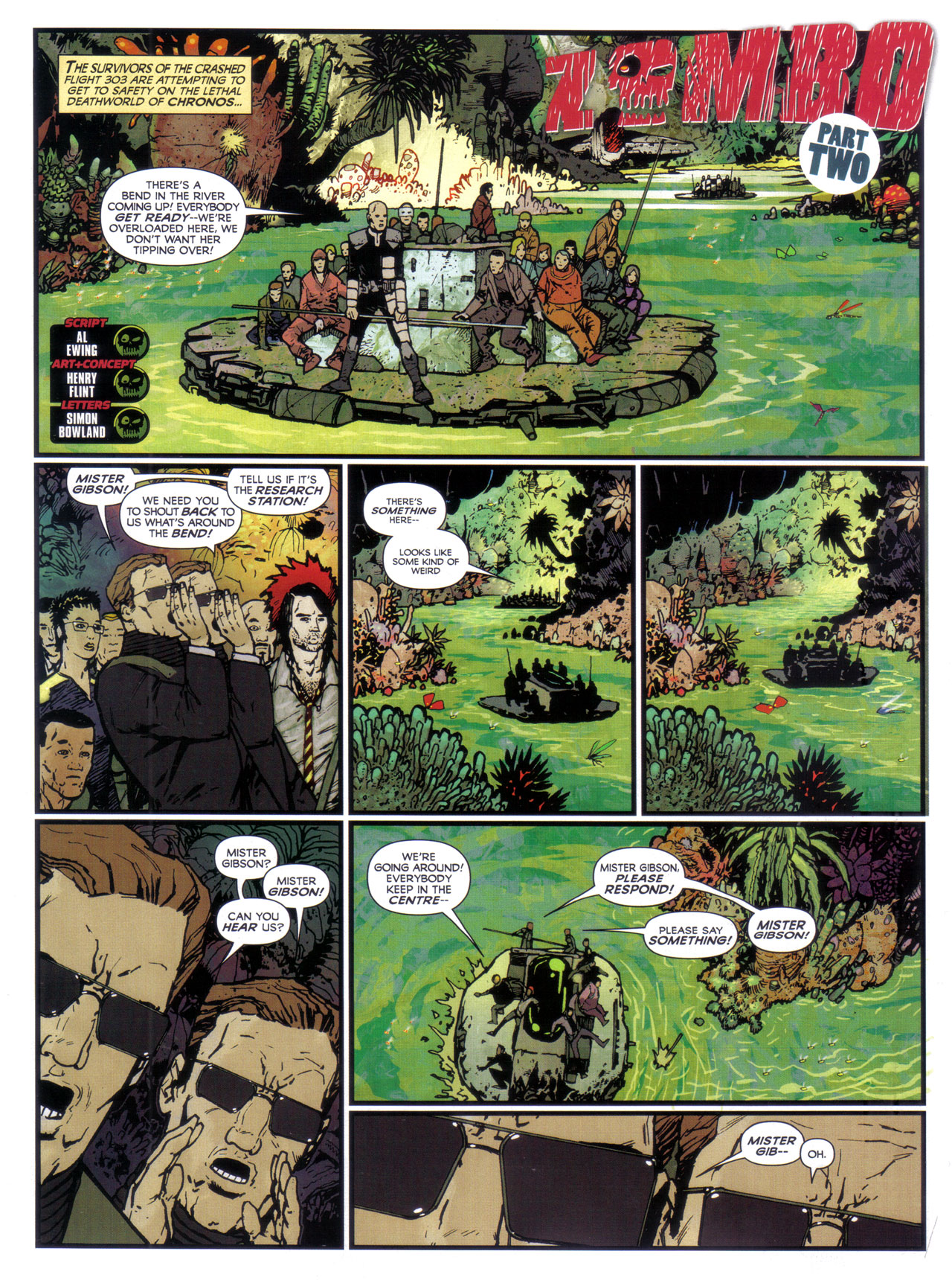 Read online 2000 AD comic -  Issue #1746 - 7