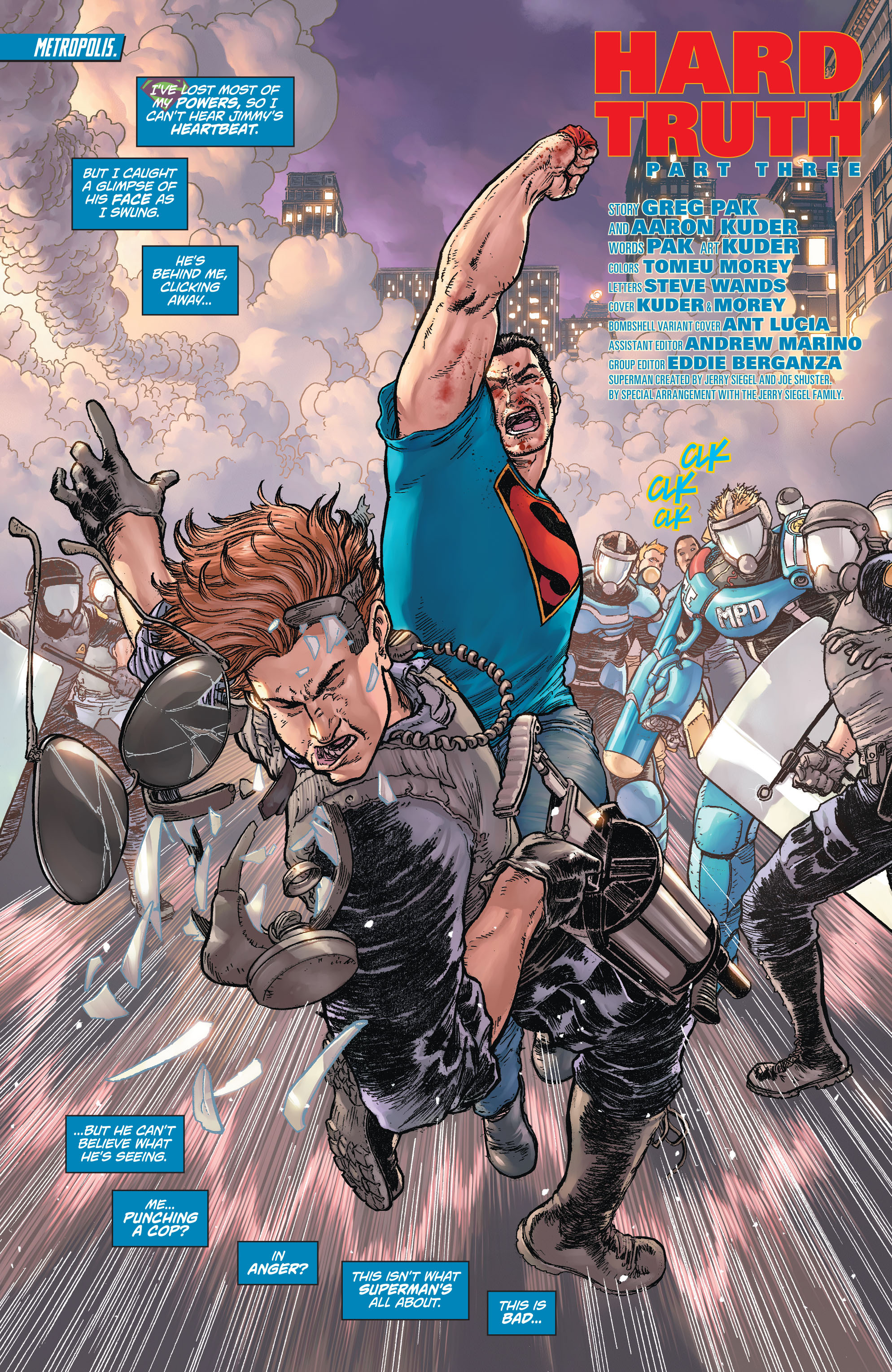 Read online Action Comics (2011) comic -  Issue #43 - 4