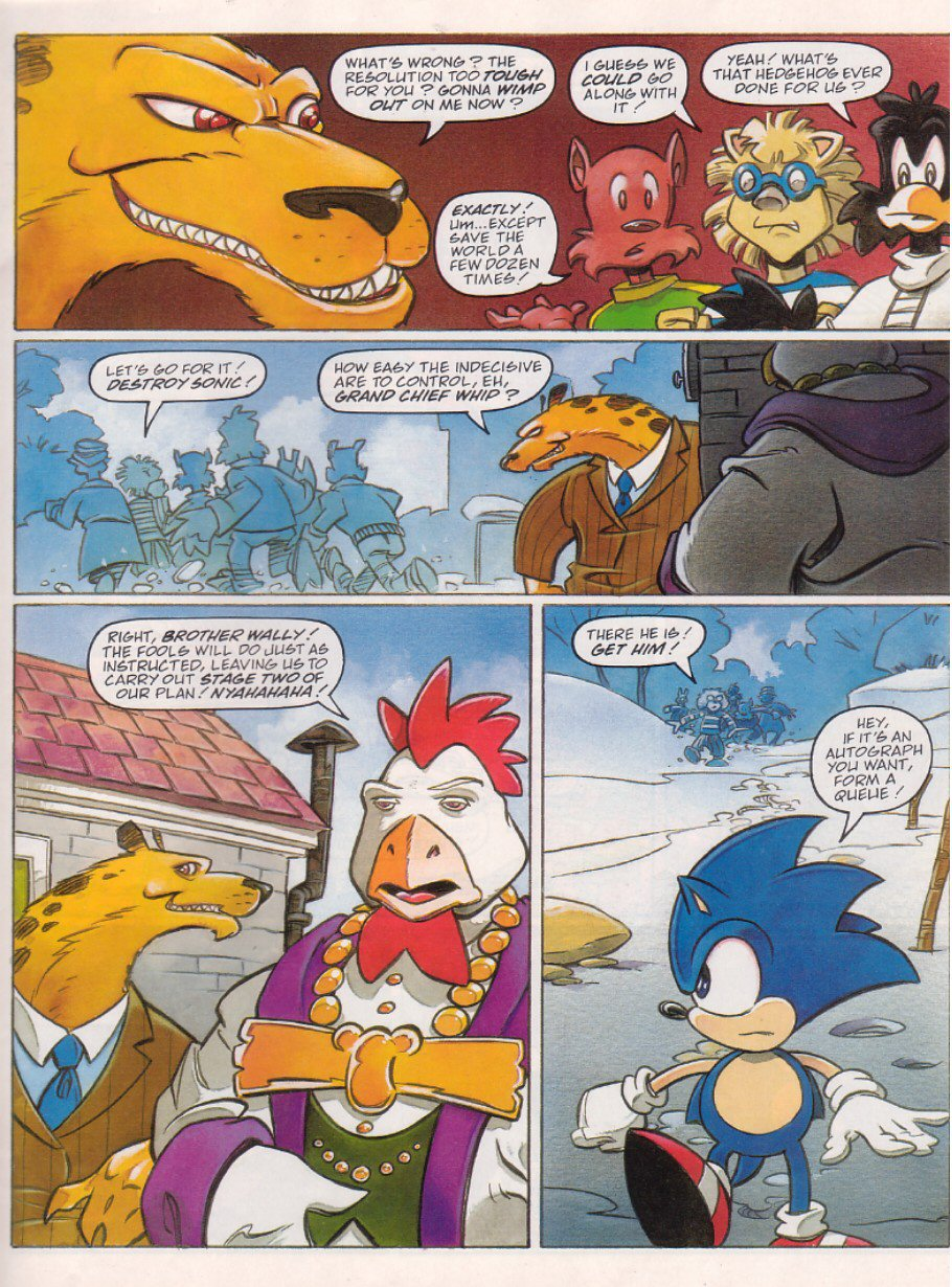 Read online Sonic the Comic comic -  Issue #120 - 5