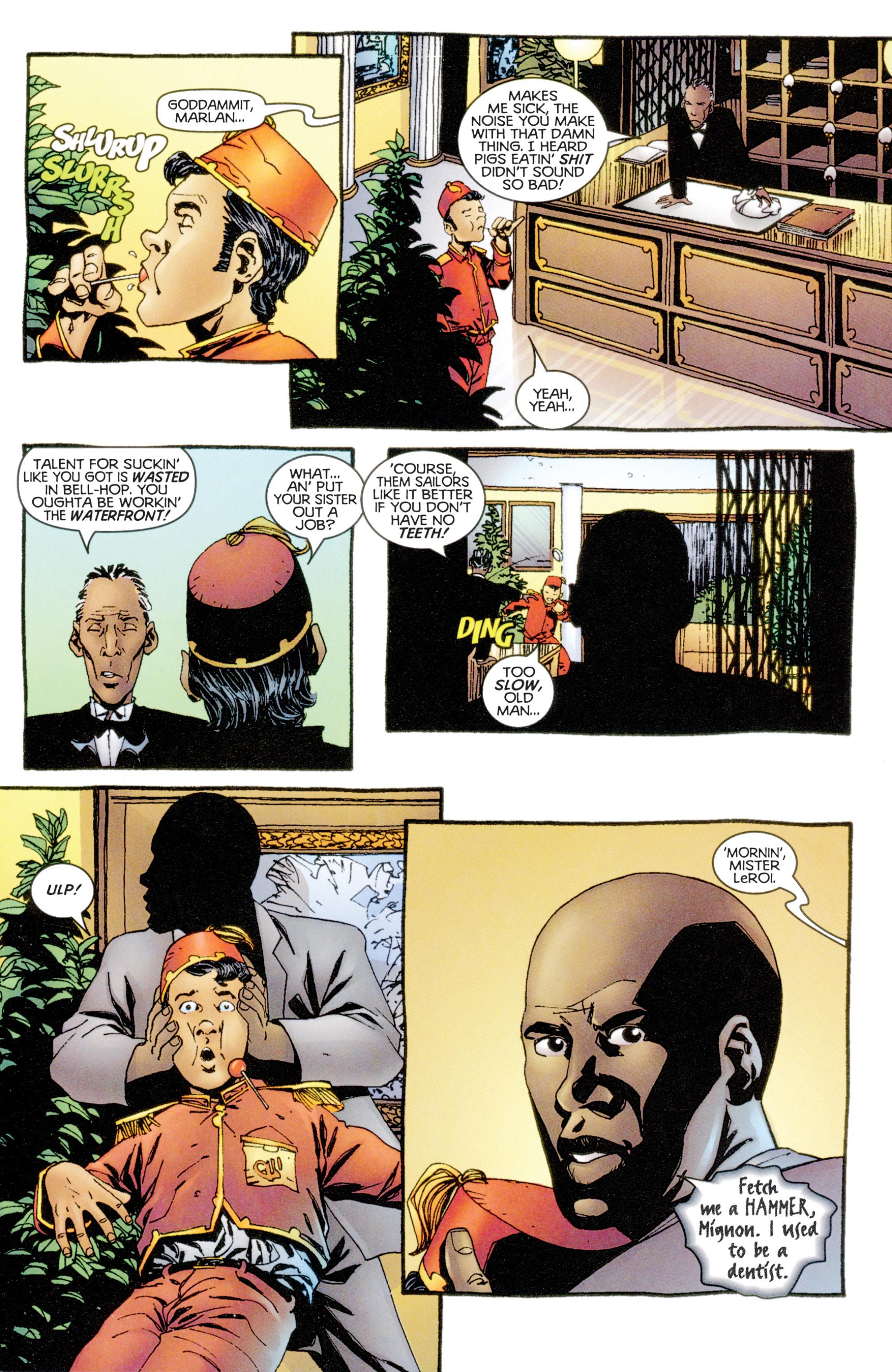 Read online Shadowman (1997) comic -  Issue #9 - 4